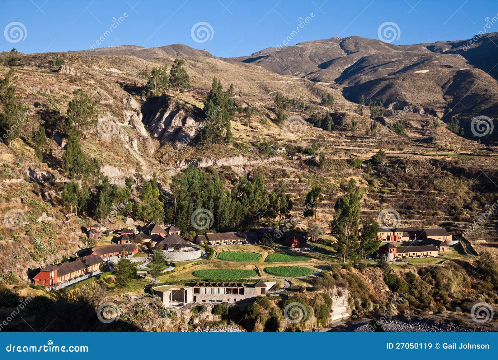 Спа Lodge Colca & горячие весны