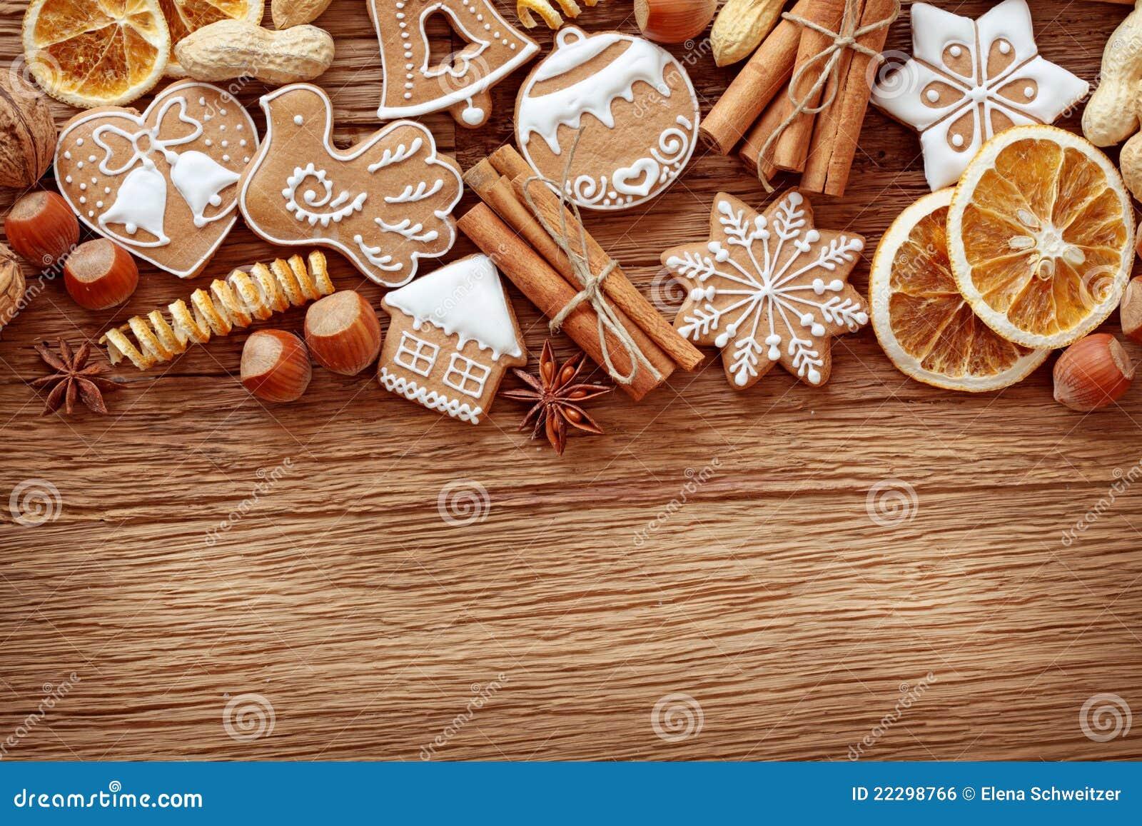 специи gingerbread печений
