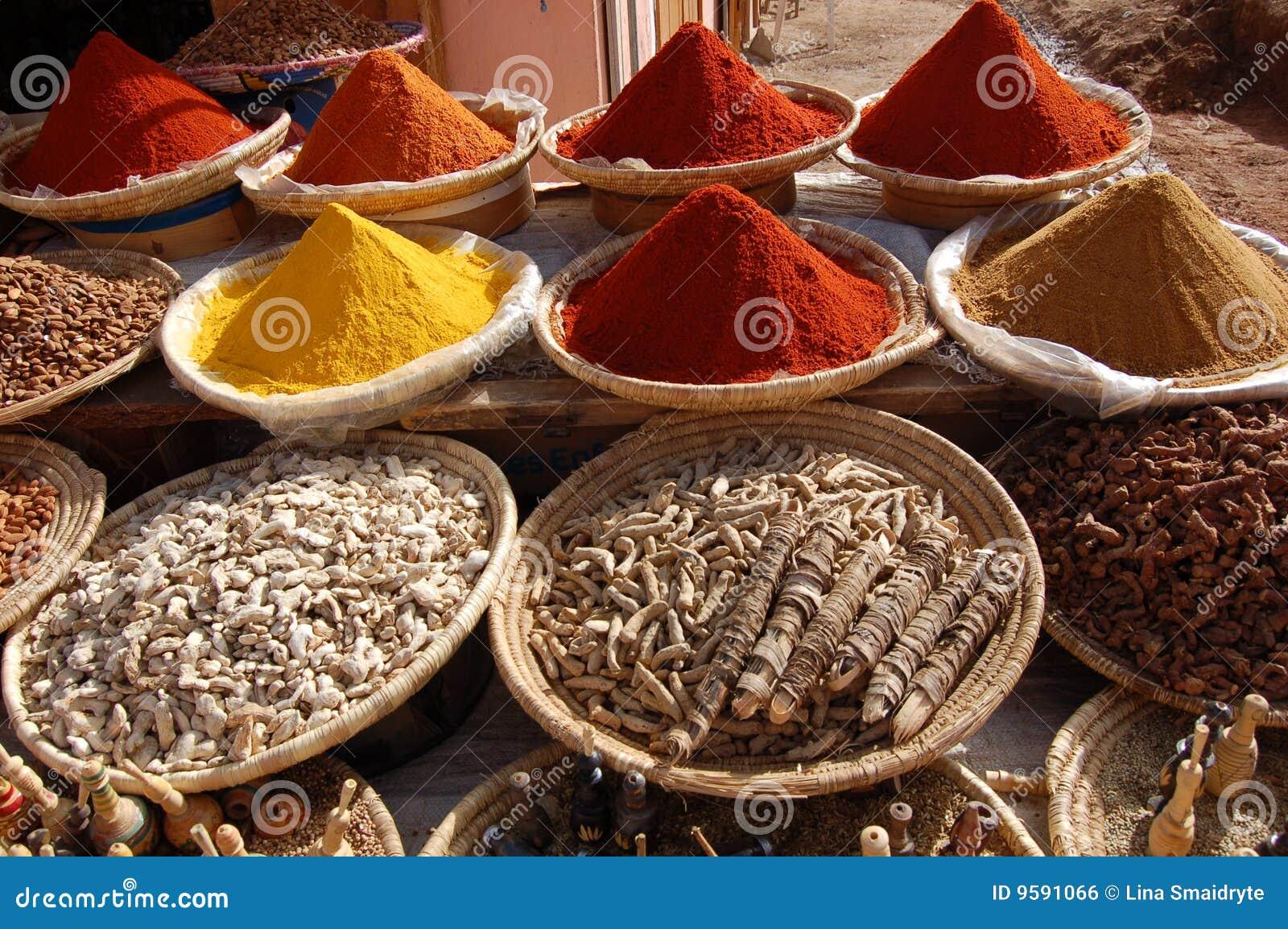специи maroko