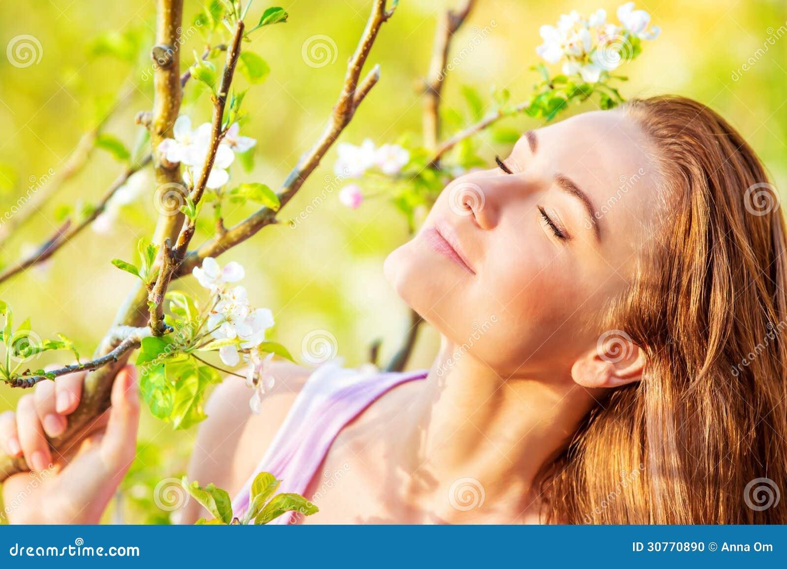 Природа удовольствие женщина видео