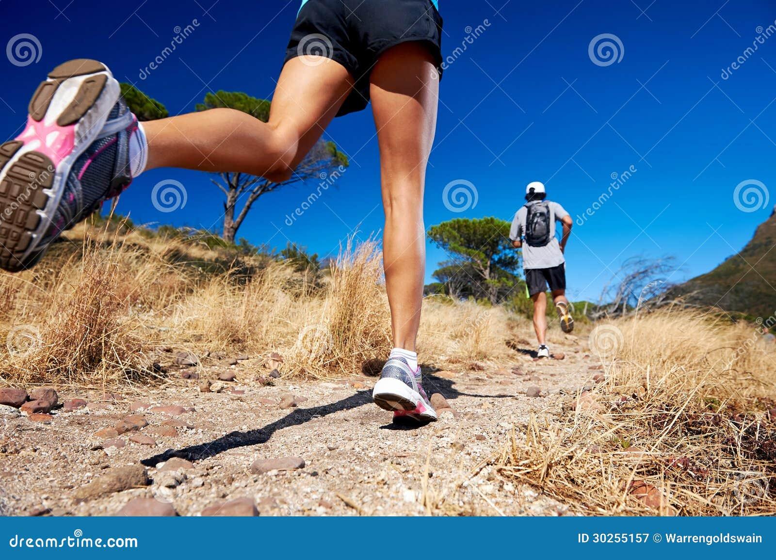 Тренировка марафона