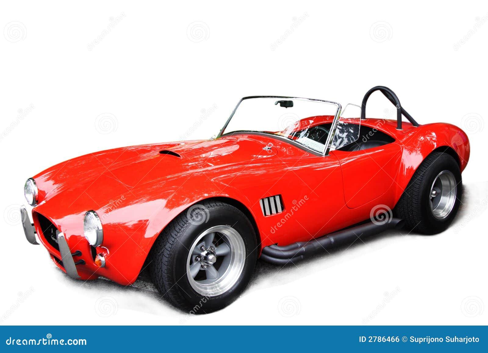 спорт классики автомобиля