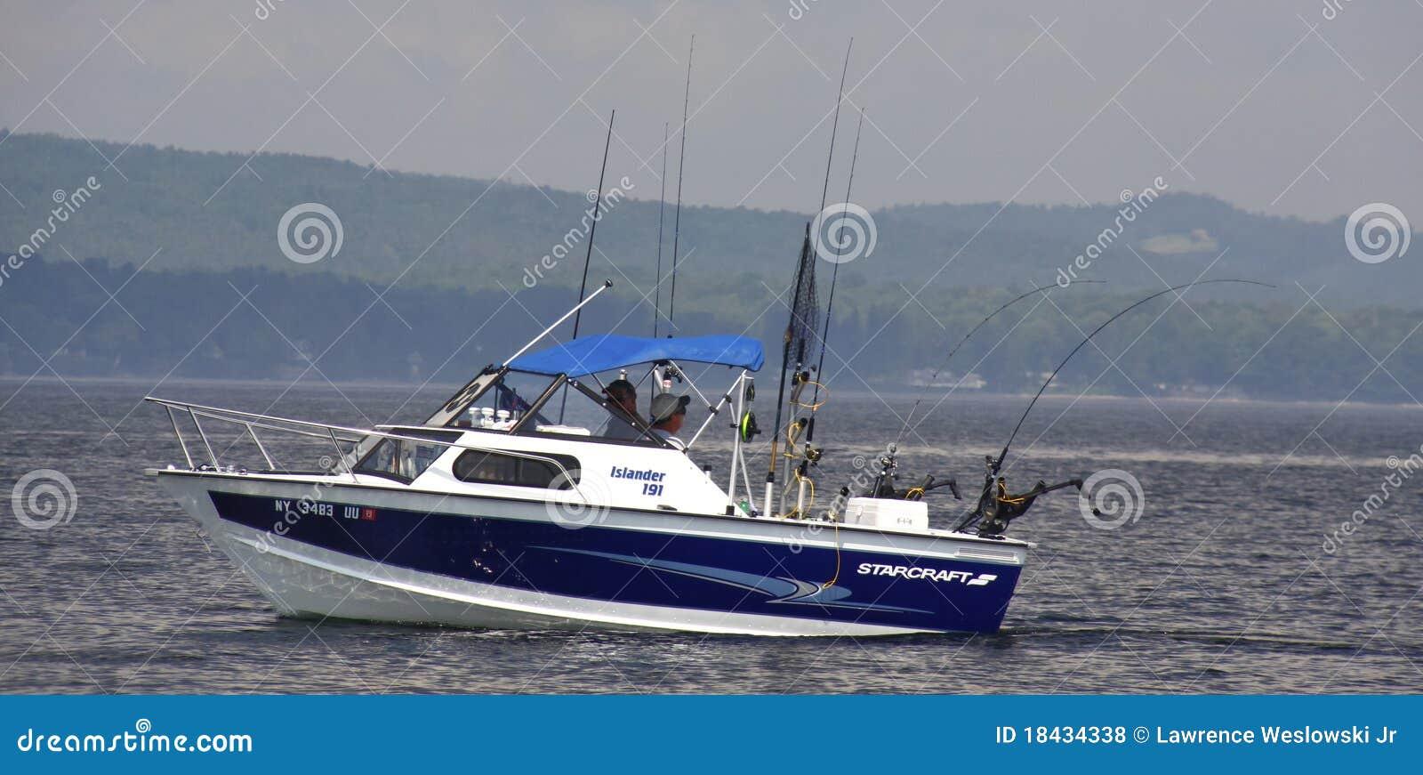 спорт озера рыболовства champlain