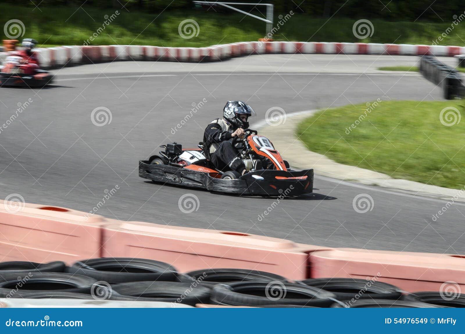 Спорт Karting