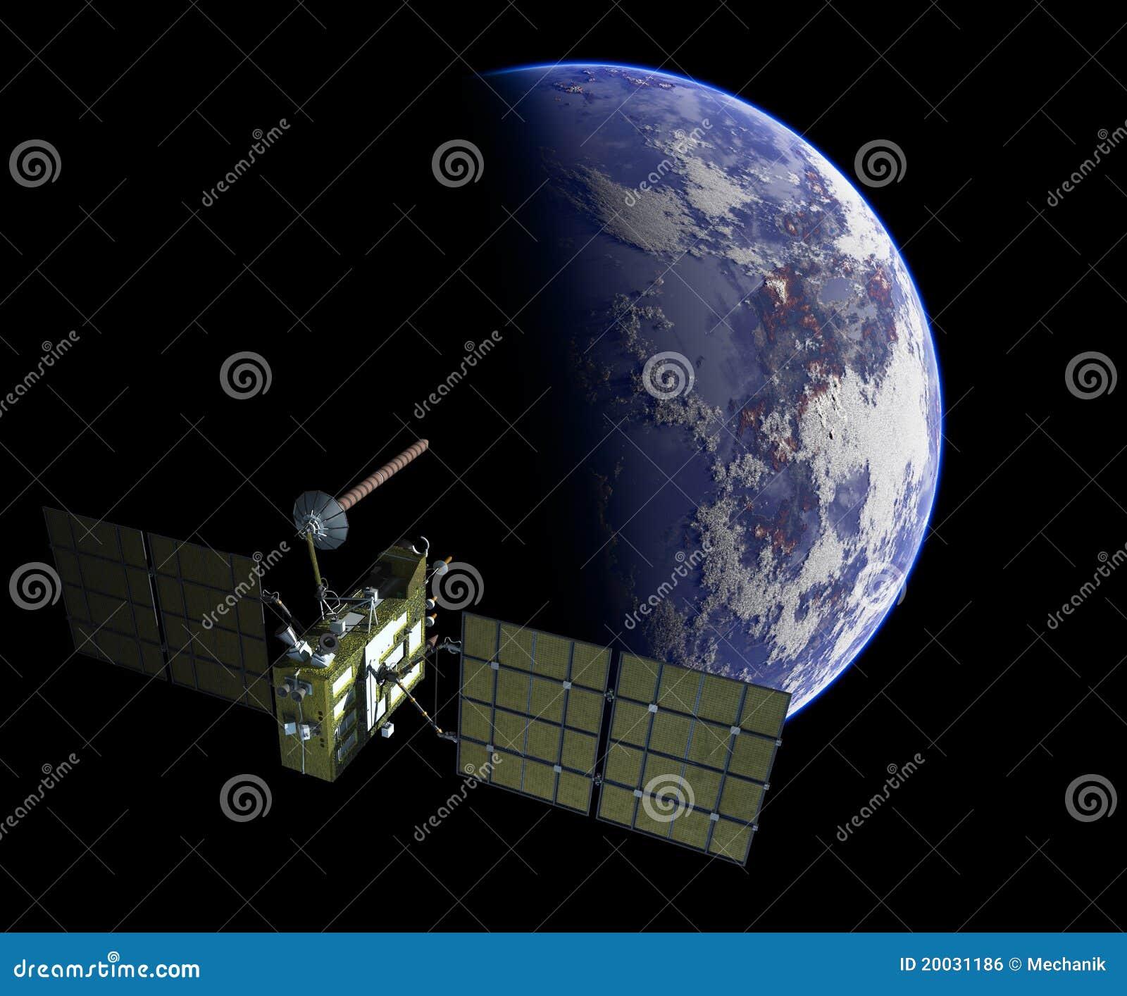 спутник gps самомоднейший