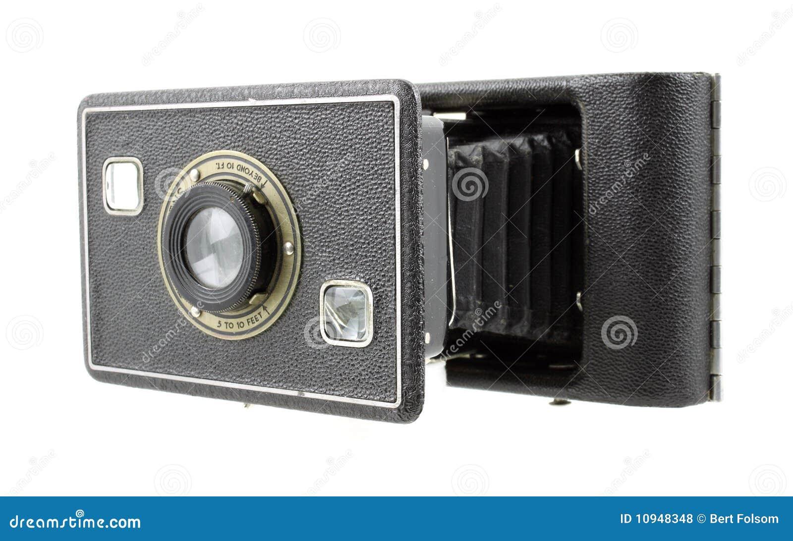 средство формы античной пленки камеры складывая