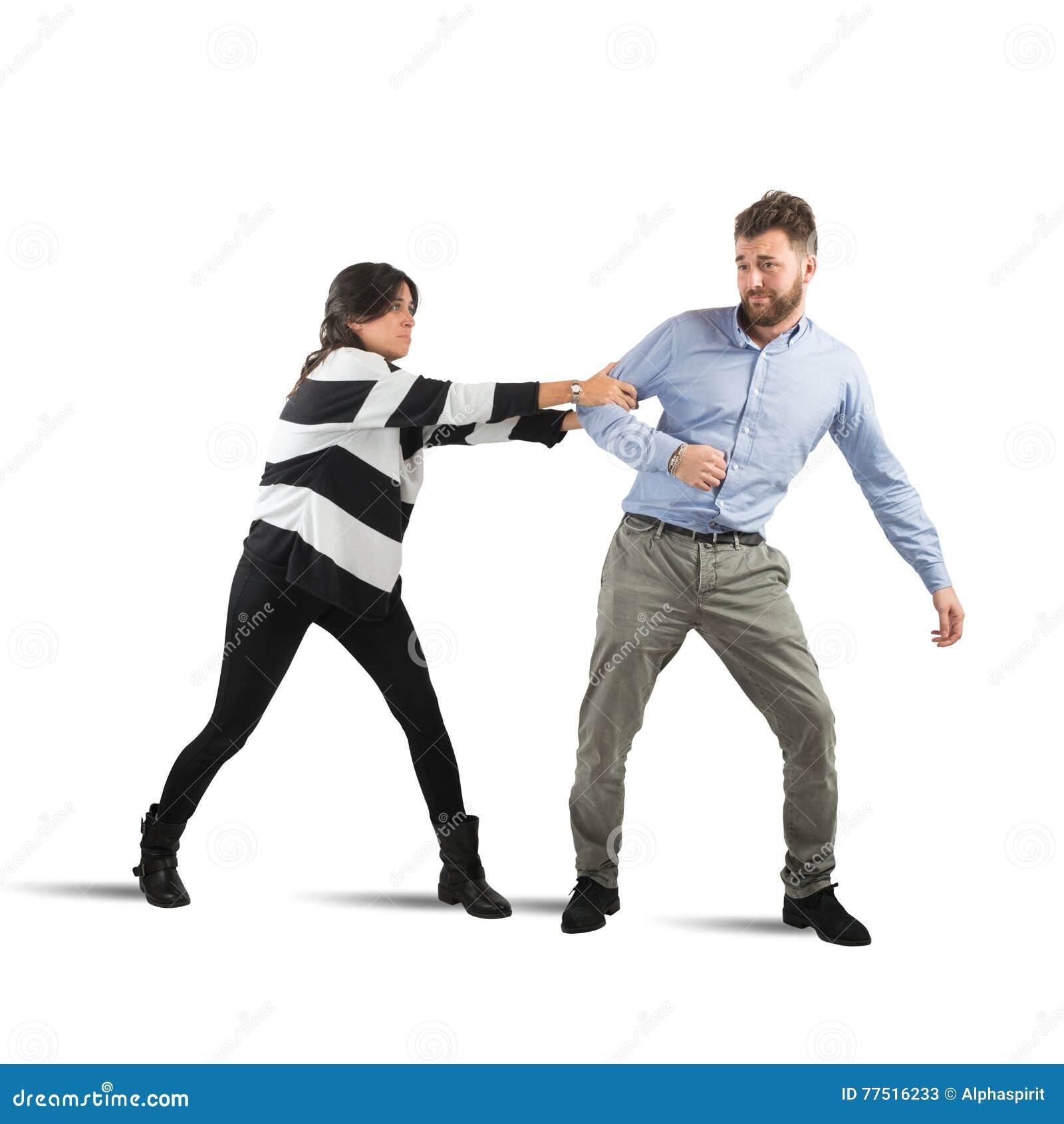 Ссора пар