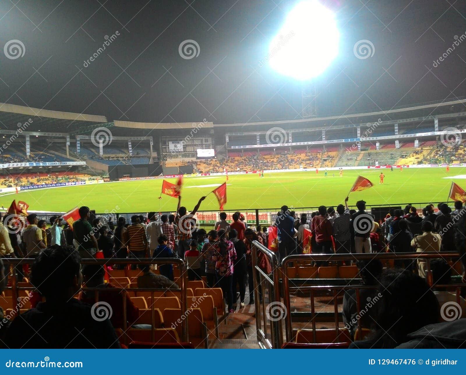 Стадион сверчка Chinnaswami