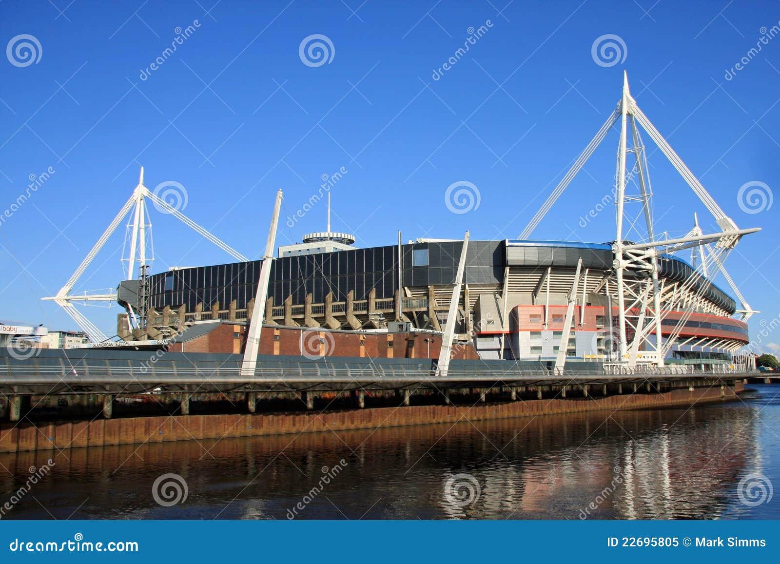Стадион тысячелетия, Cardiff