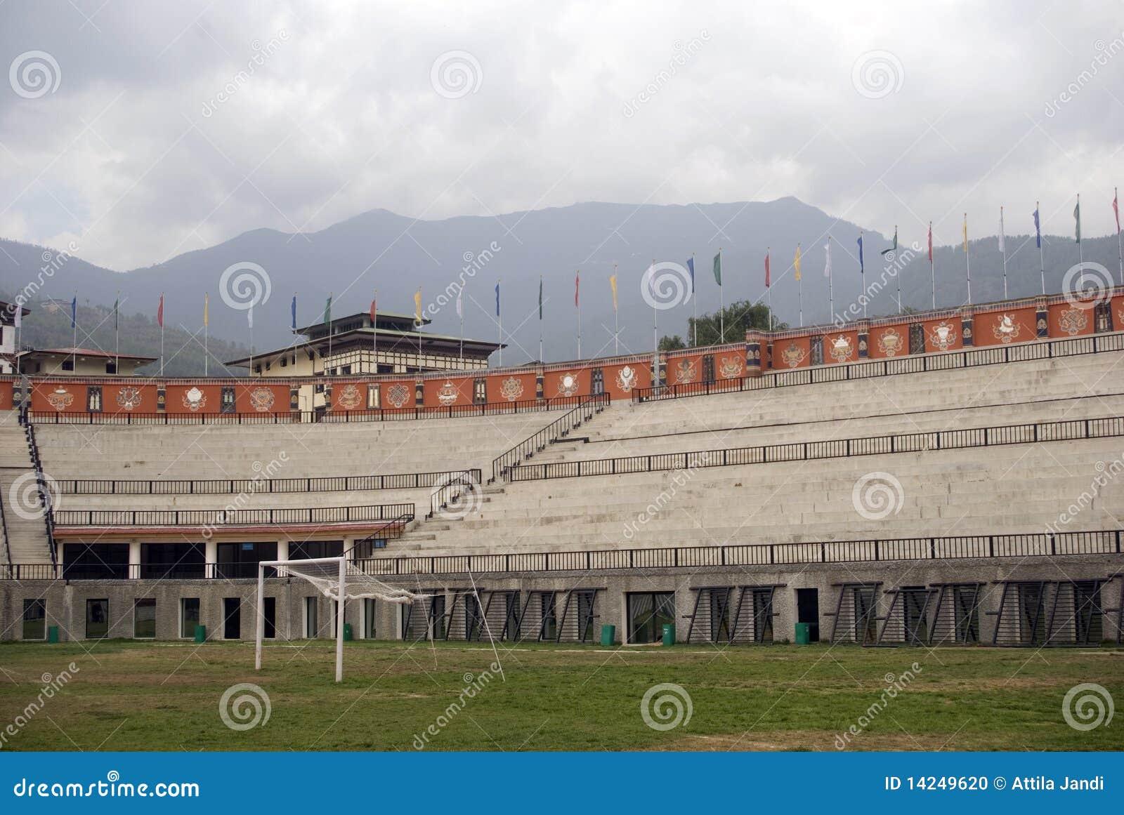 стадион thimphu changlimithang Бутана