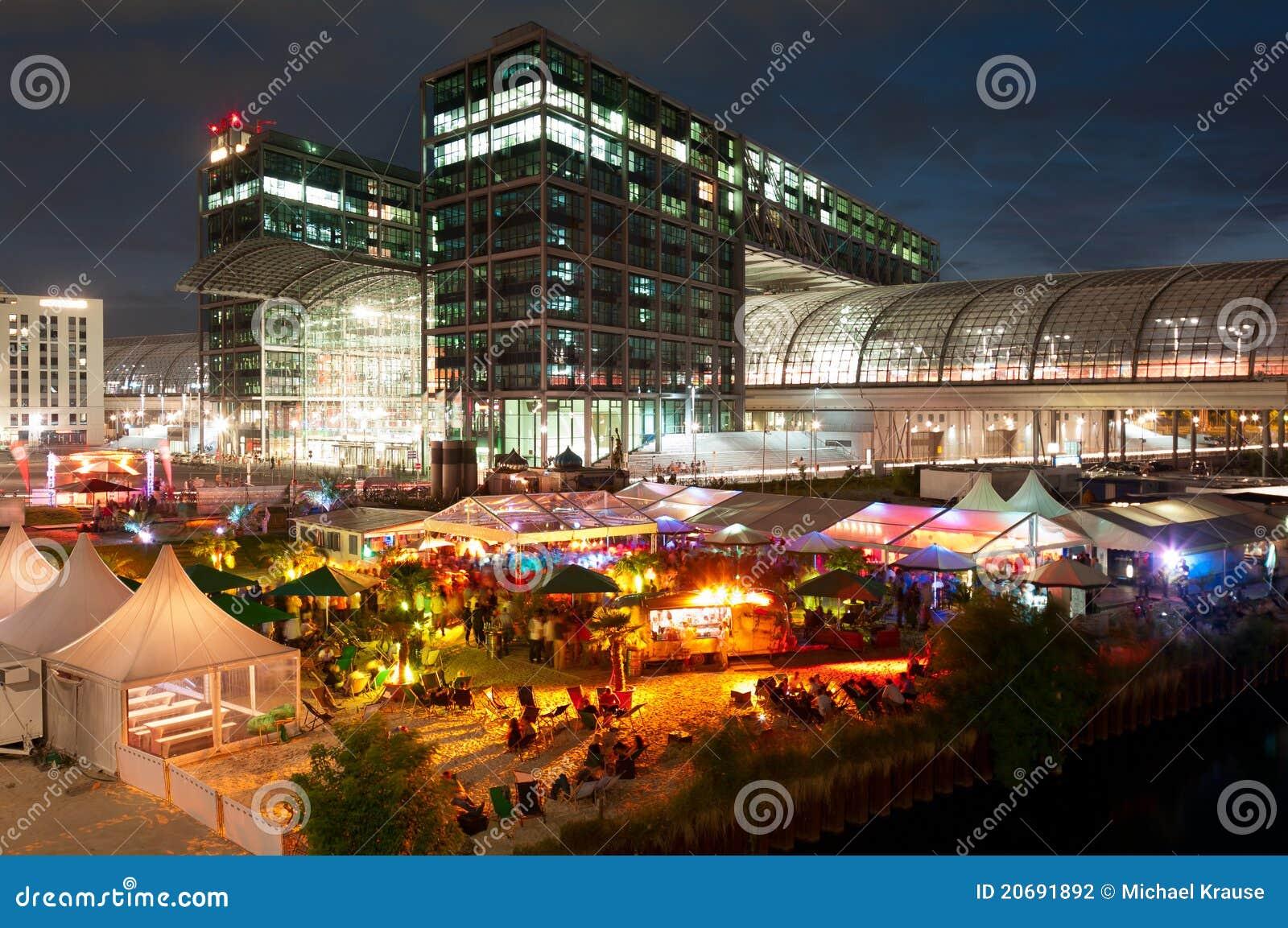 станция партии berlin центральная