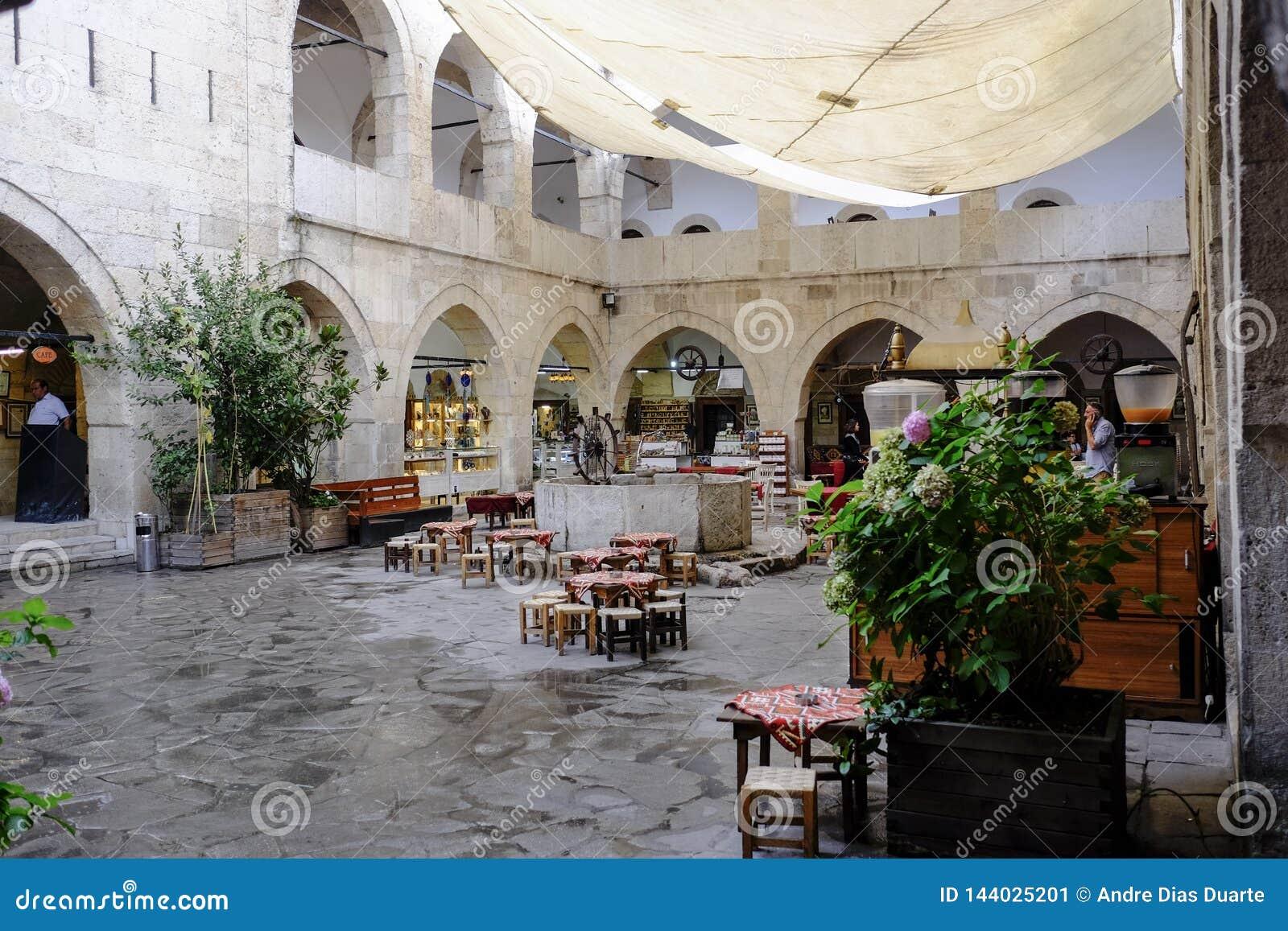 Старая гостиница в Safranbolu