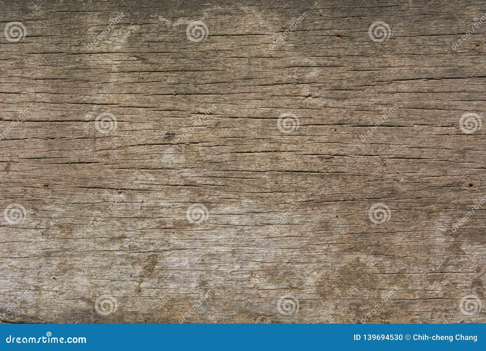 Старая и испещрятьая текстура древесины