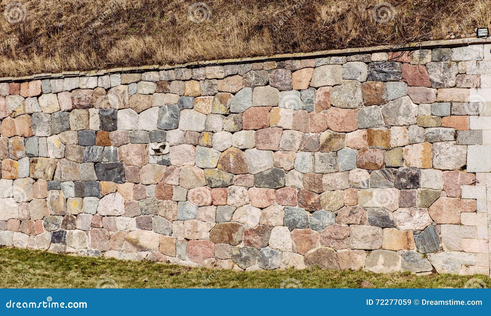 Download Старая каменная стена, архитектурноакустическая деталь Стоковое Изображение - изображение насчитывающей grunge, старо: 72277059