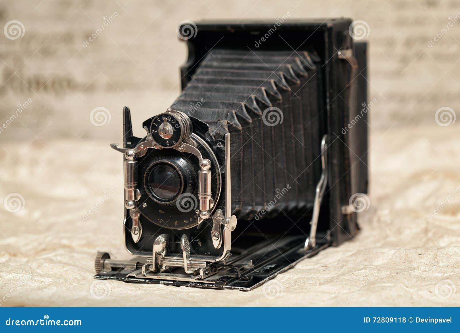 Старая камера, старая камера