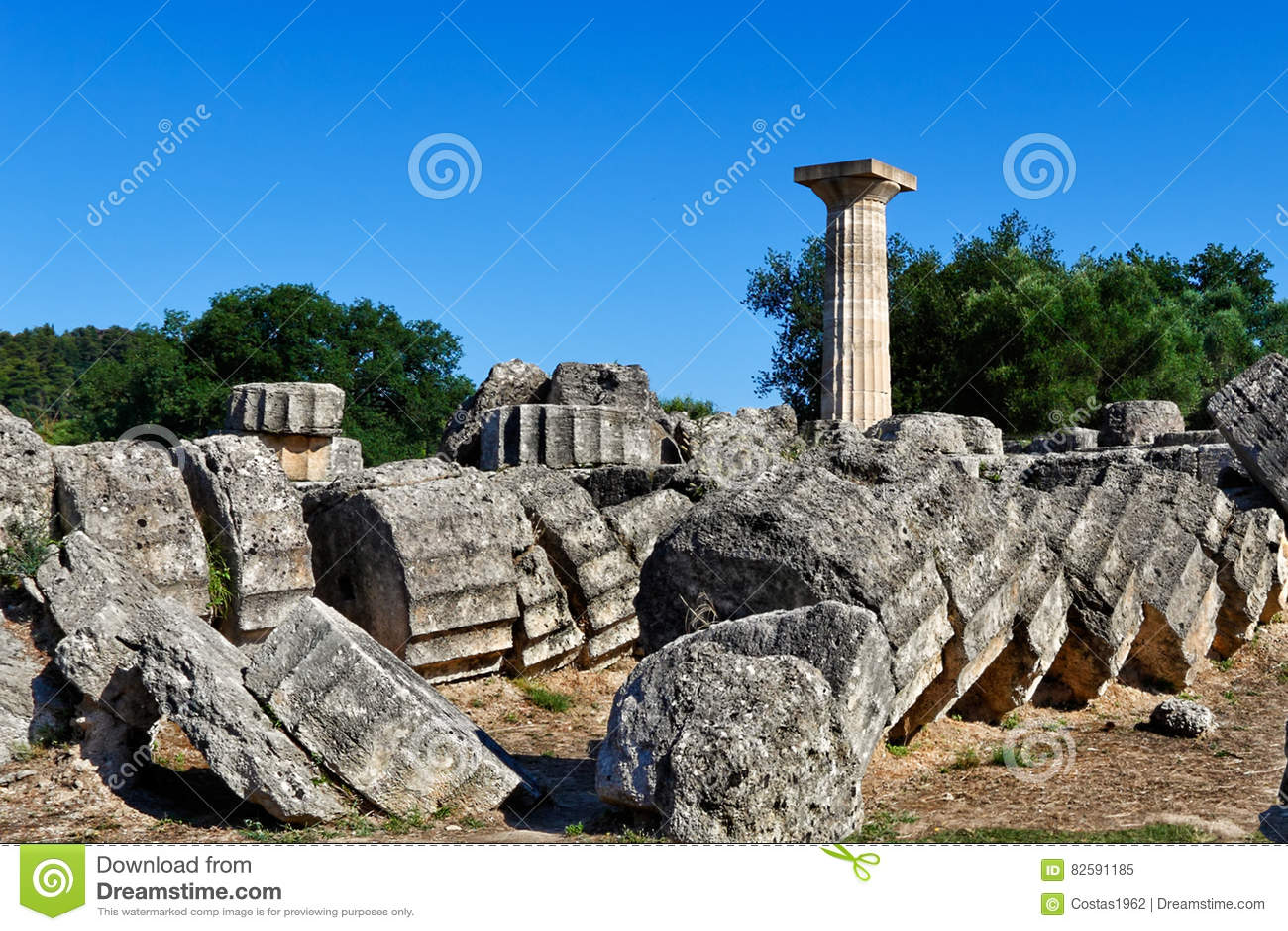 Старая Олимпия
