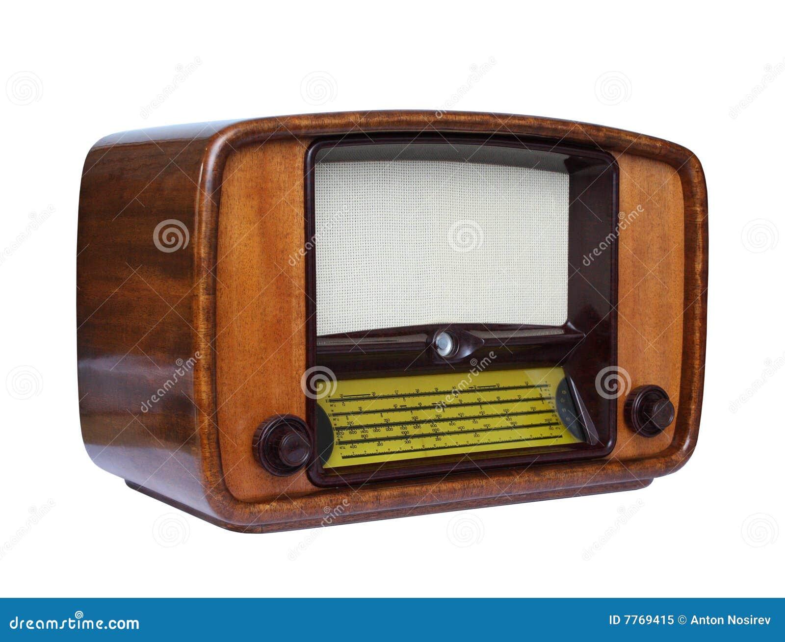старая пробка радио