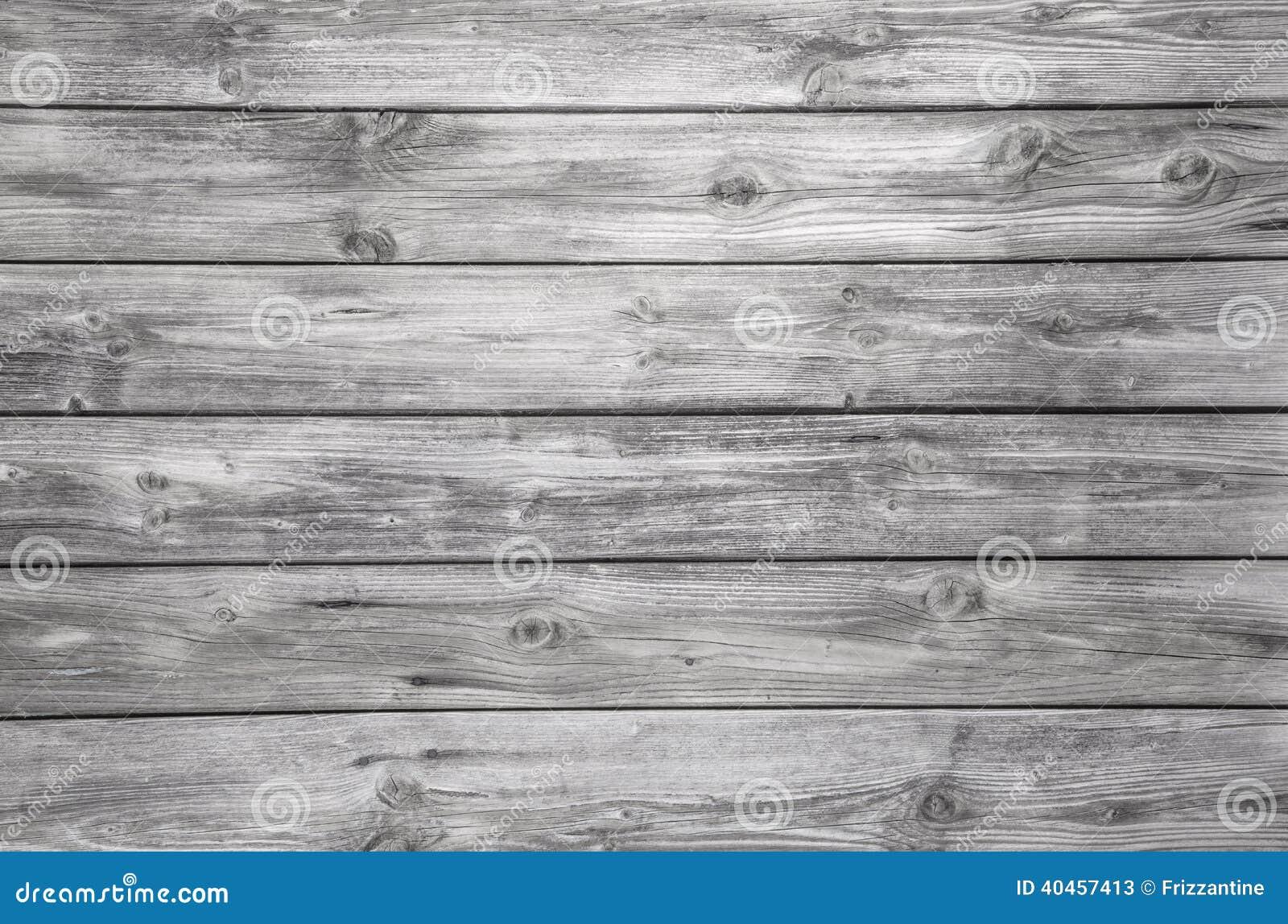 Старая серая деревянная предпосылка - никто и опорожняет