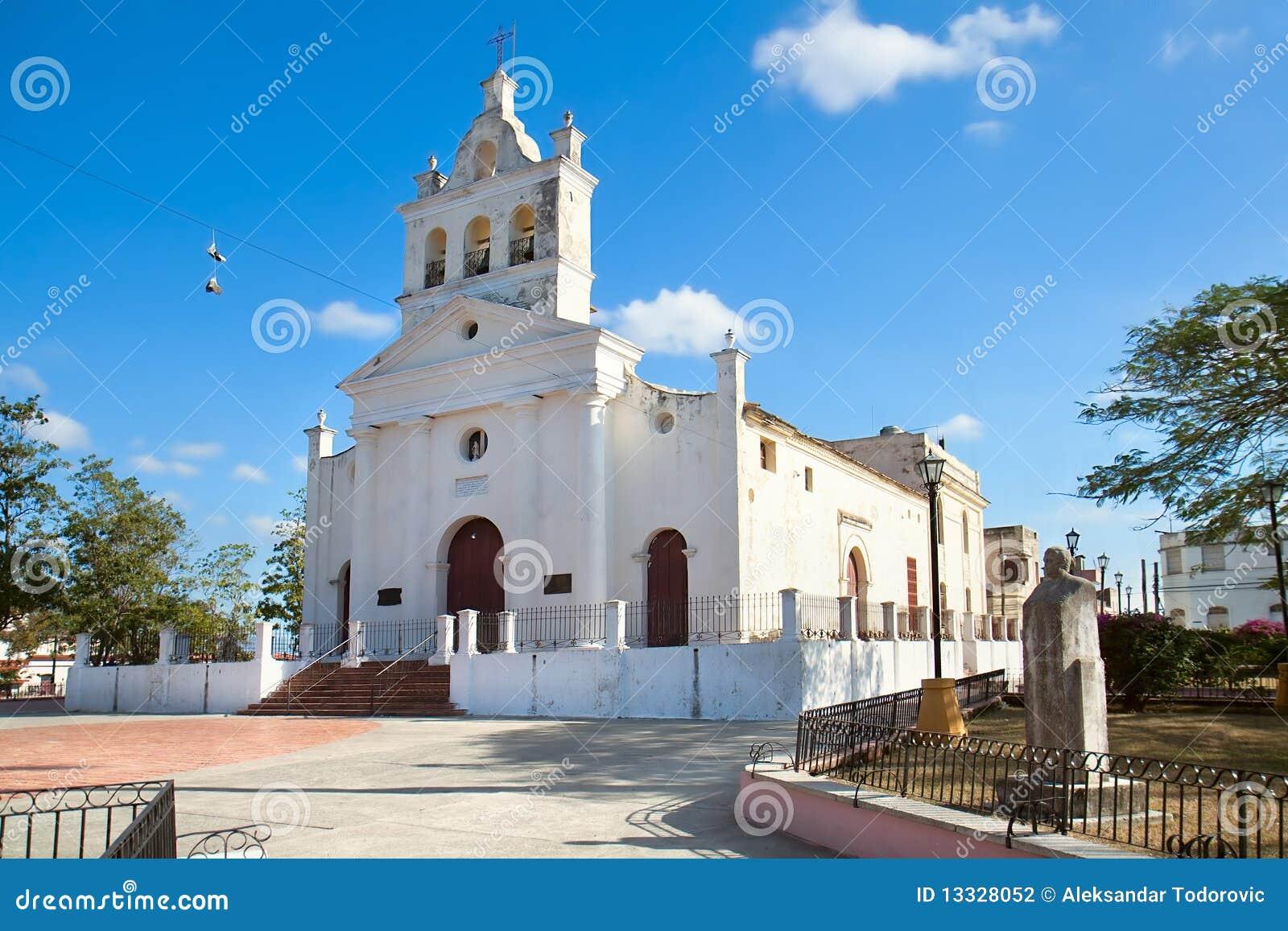 Старая церковь Nuestra Senora del Кармен