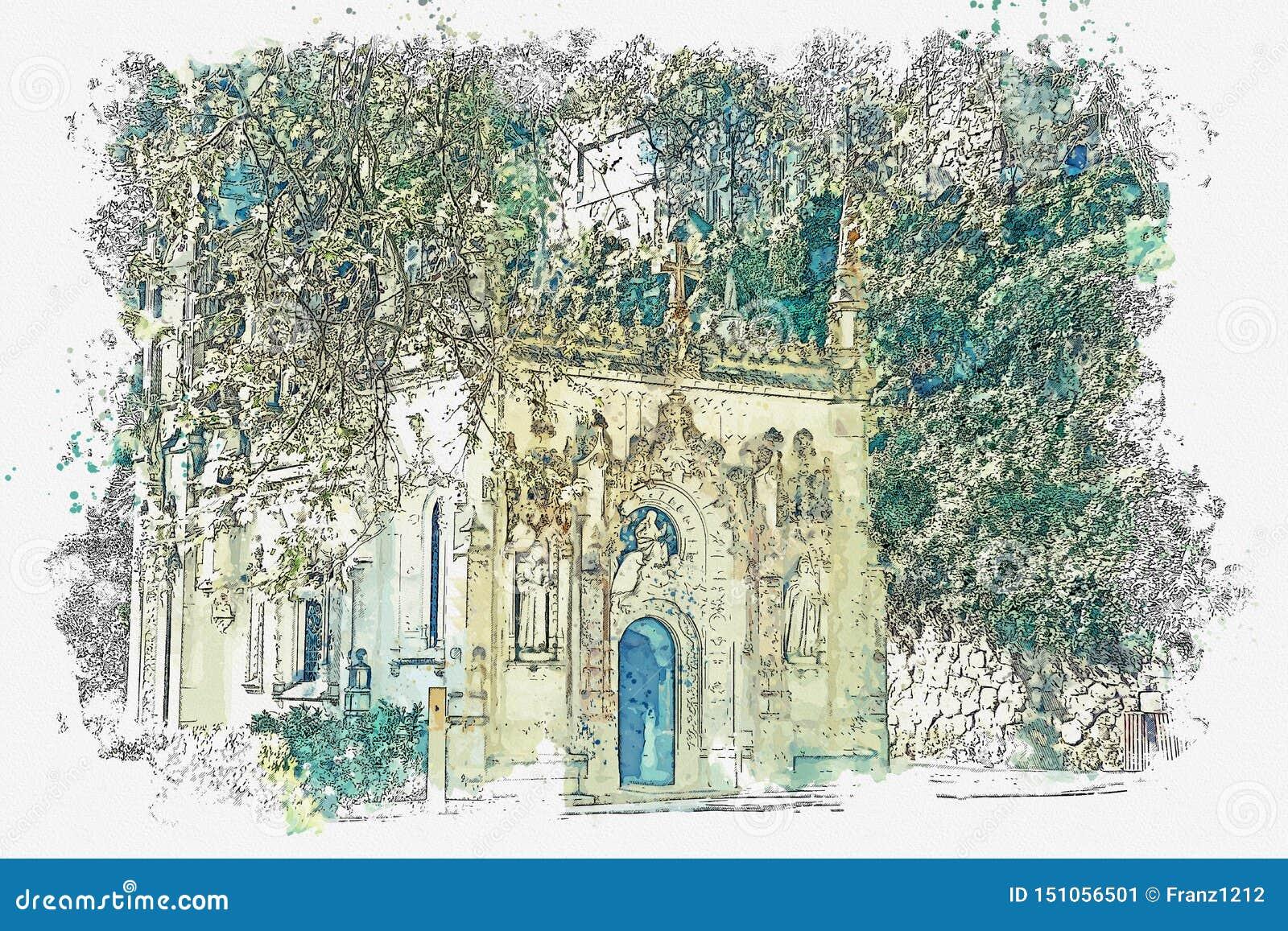 Старая Masonic церковь