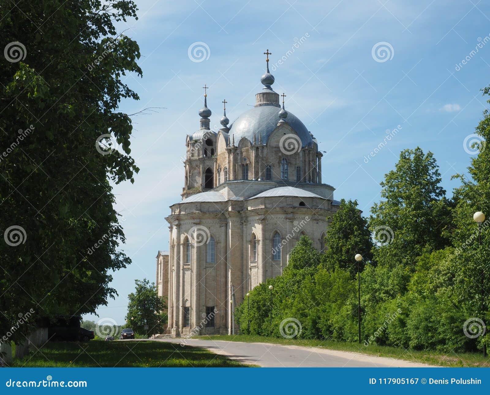 Стародедовская церковь