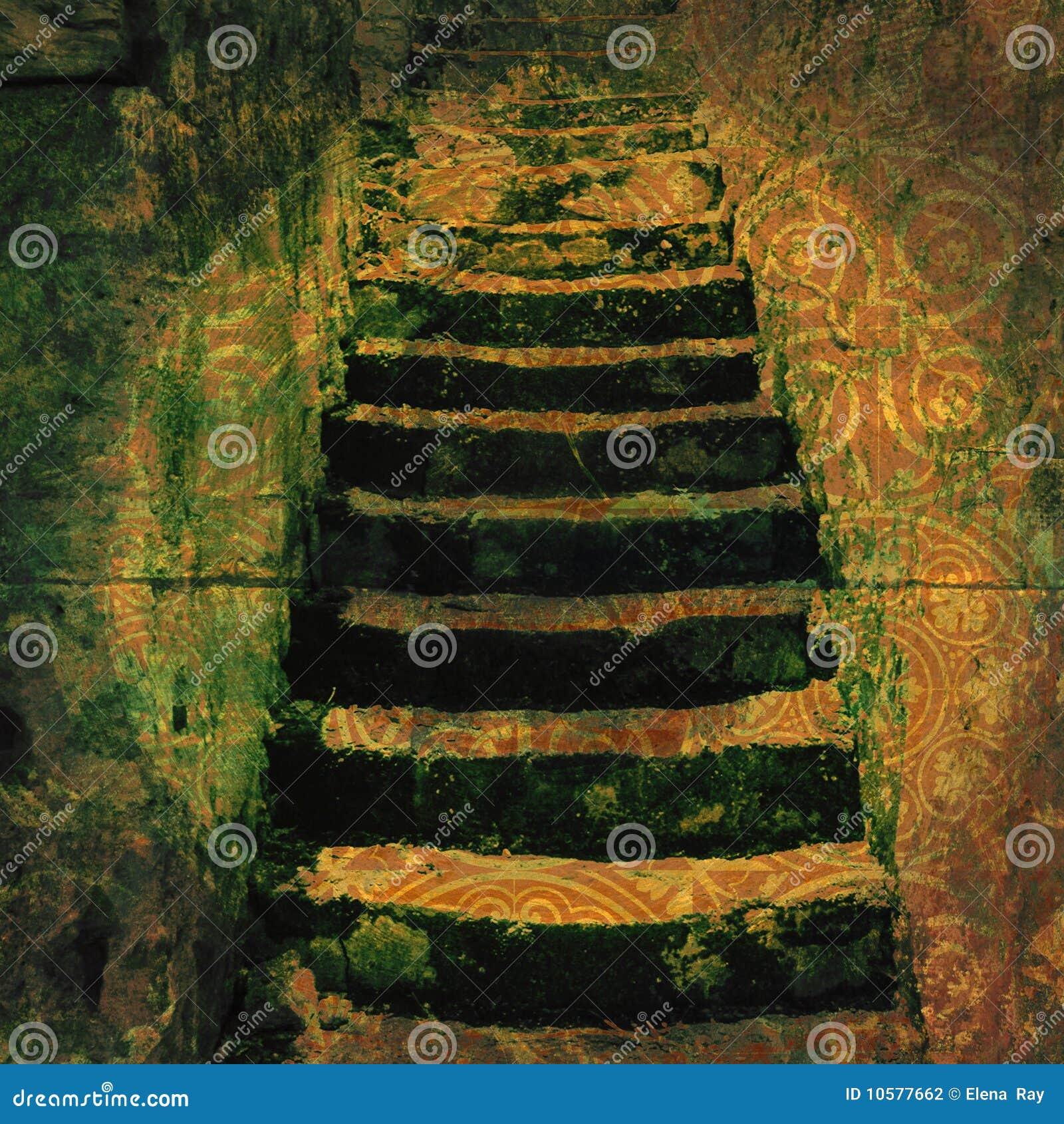 стародедовские шаги