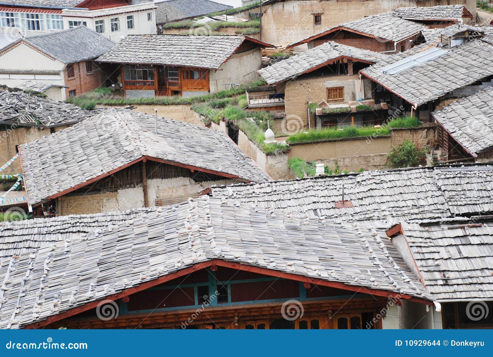 стародедовский китайский город