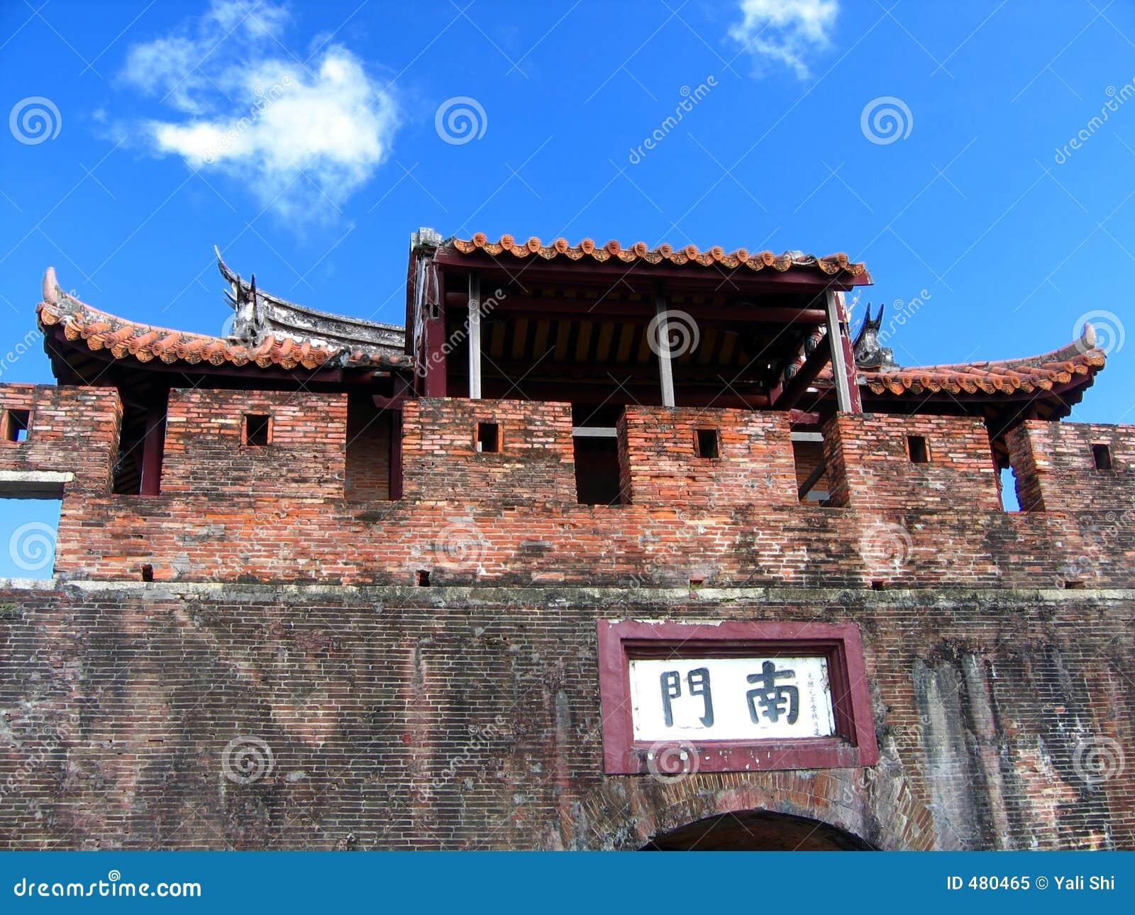 стародедовский китайский строб города к