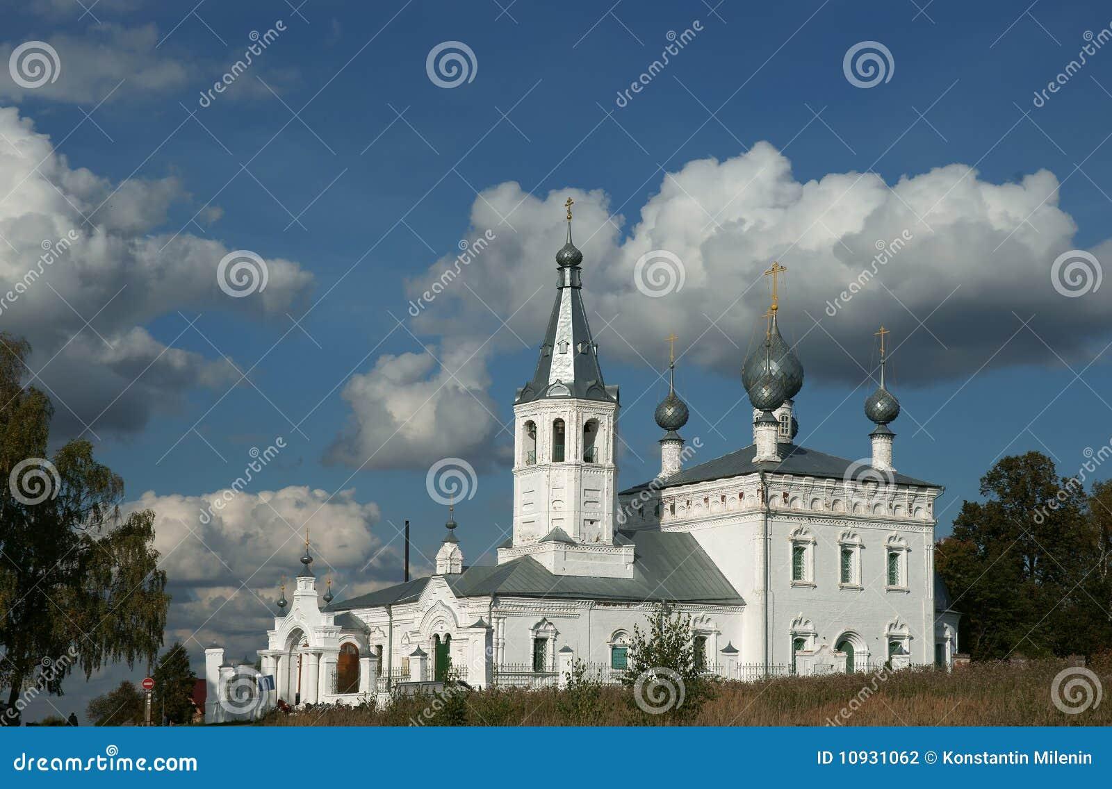 стародедовский скит Россия
