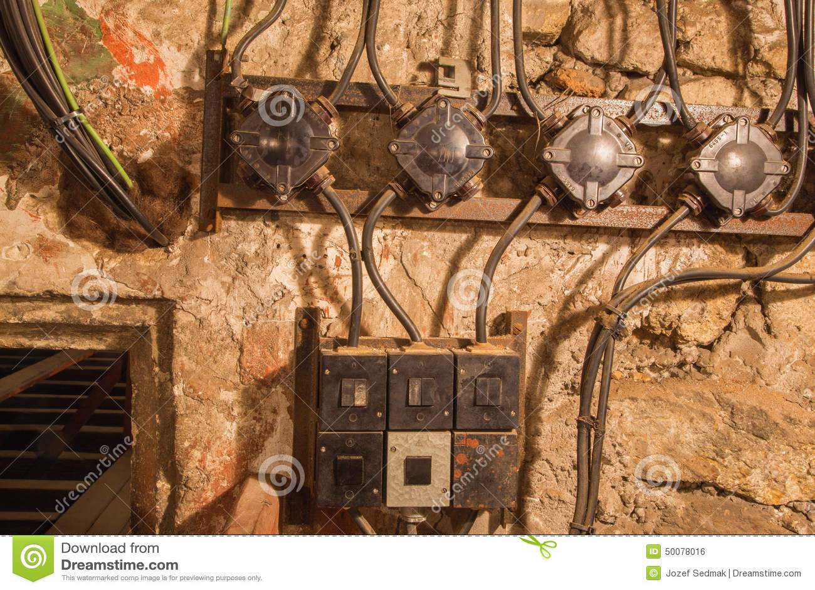 Старое электричество