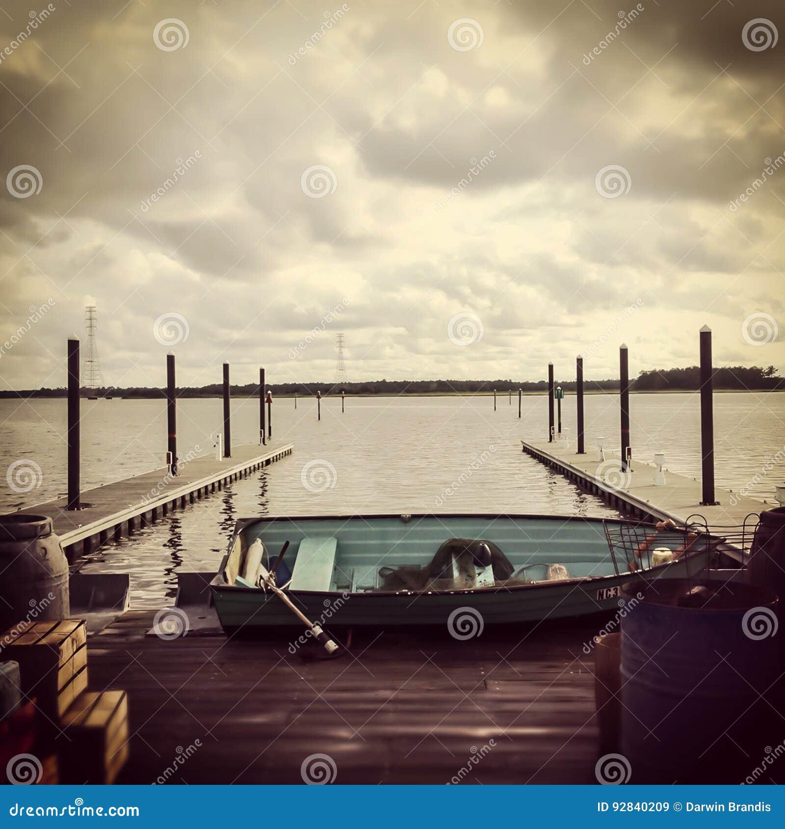 Старое Boatramp
