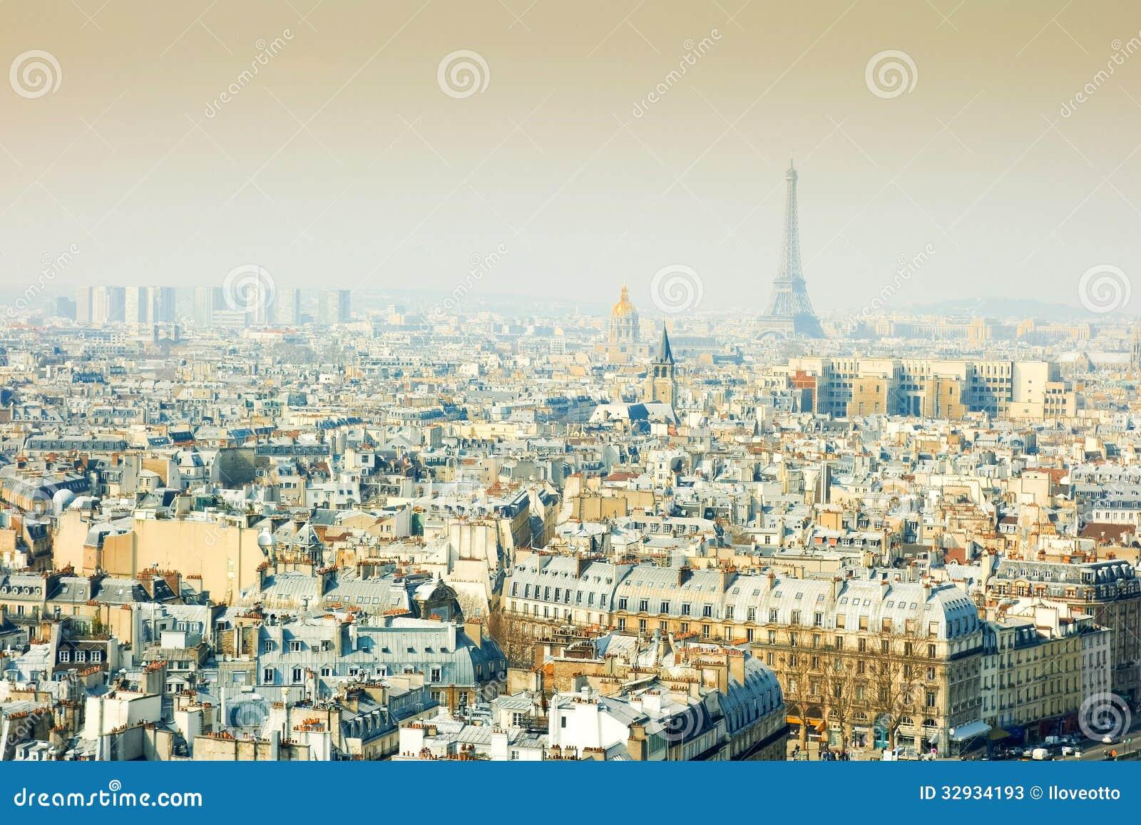 Старомодный Париж