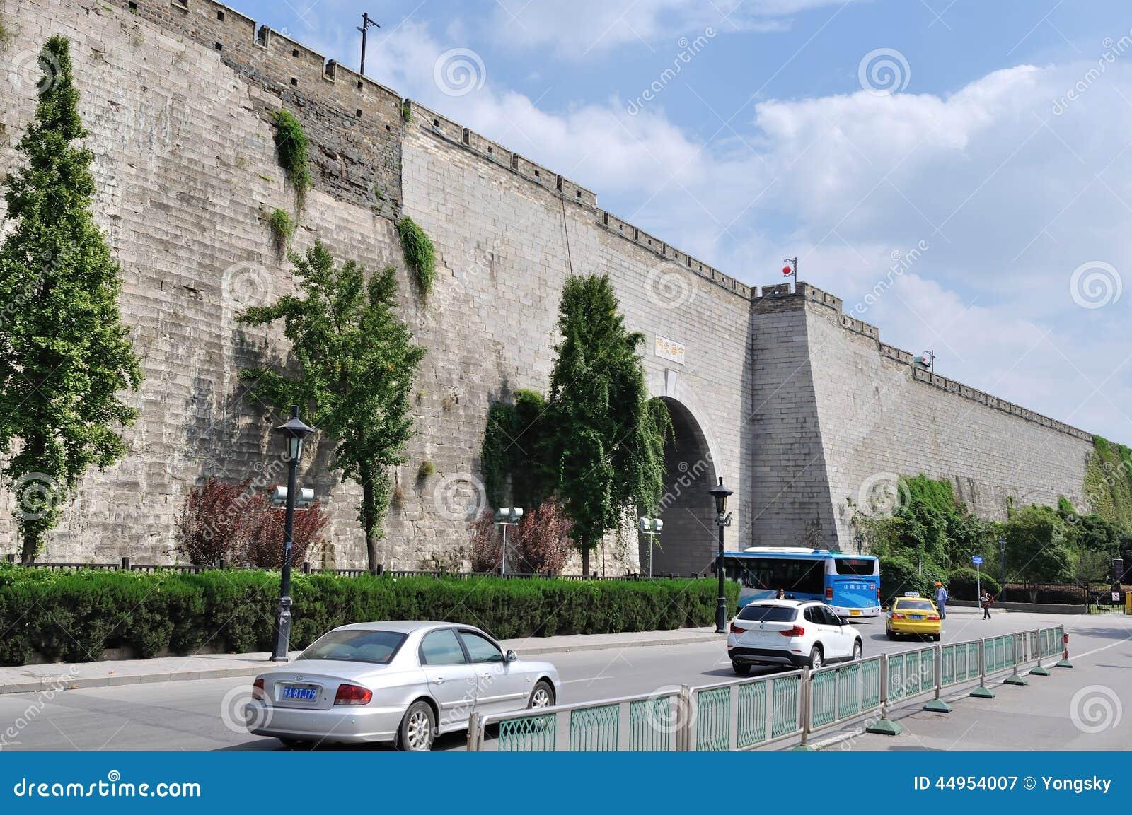 стародедовская стена города
