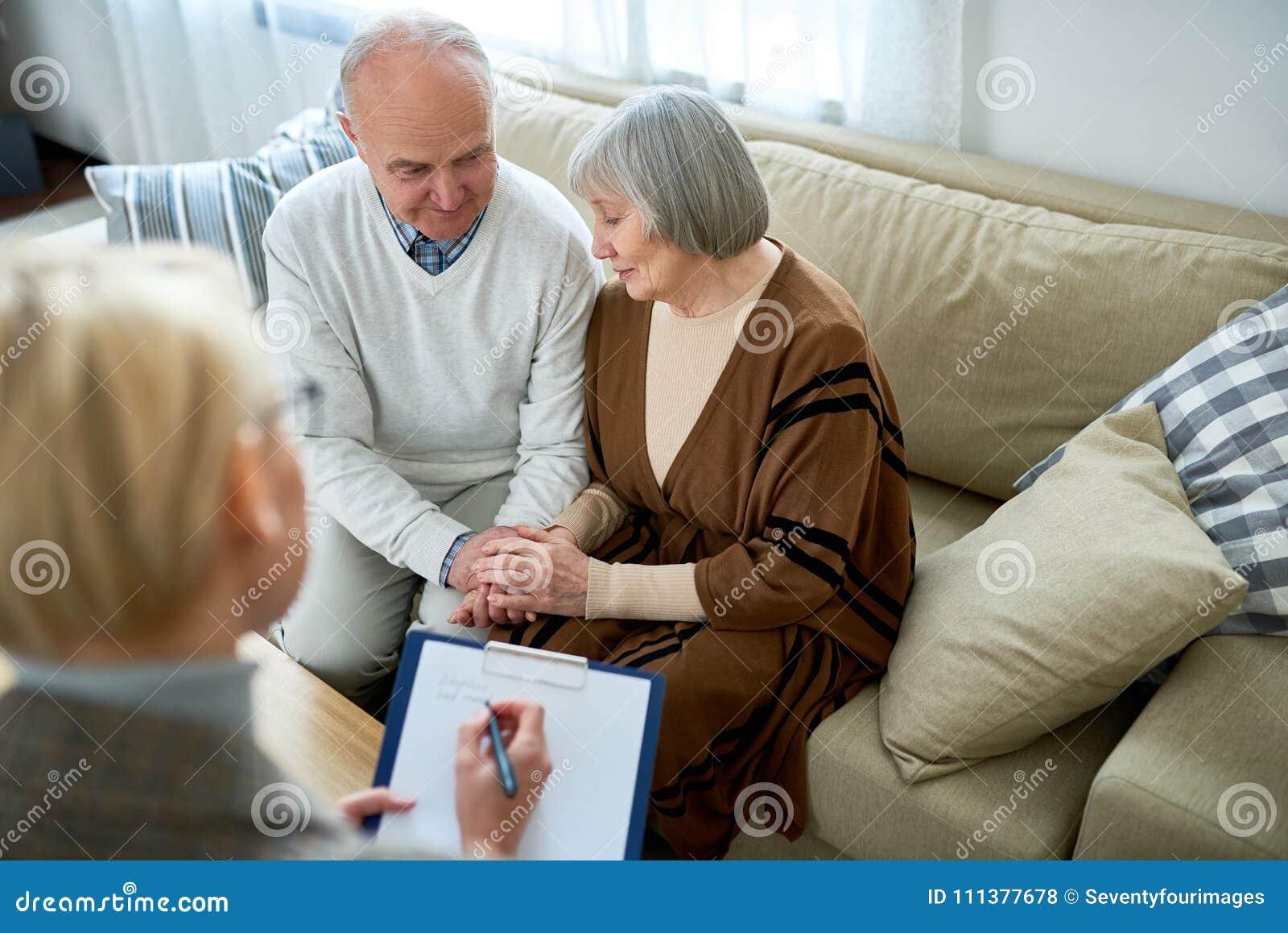 Старшие пары в терапии