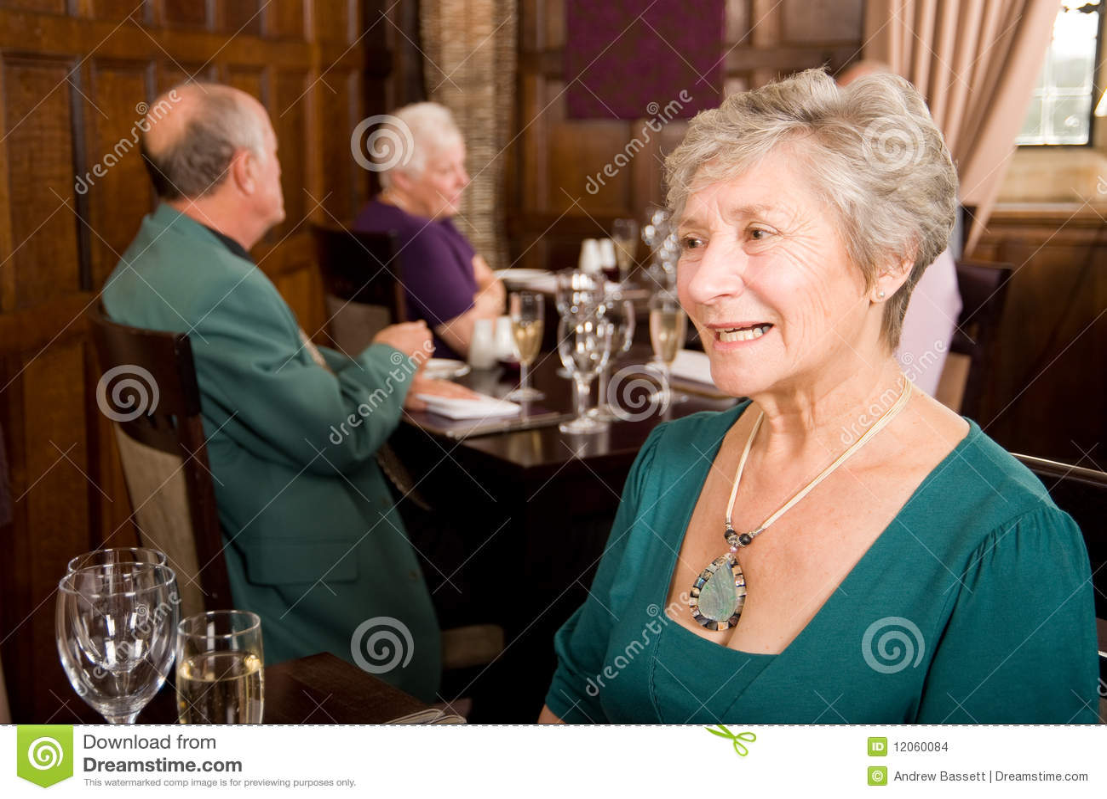 старший ресторана повелительницы