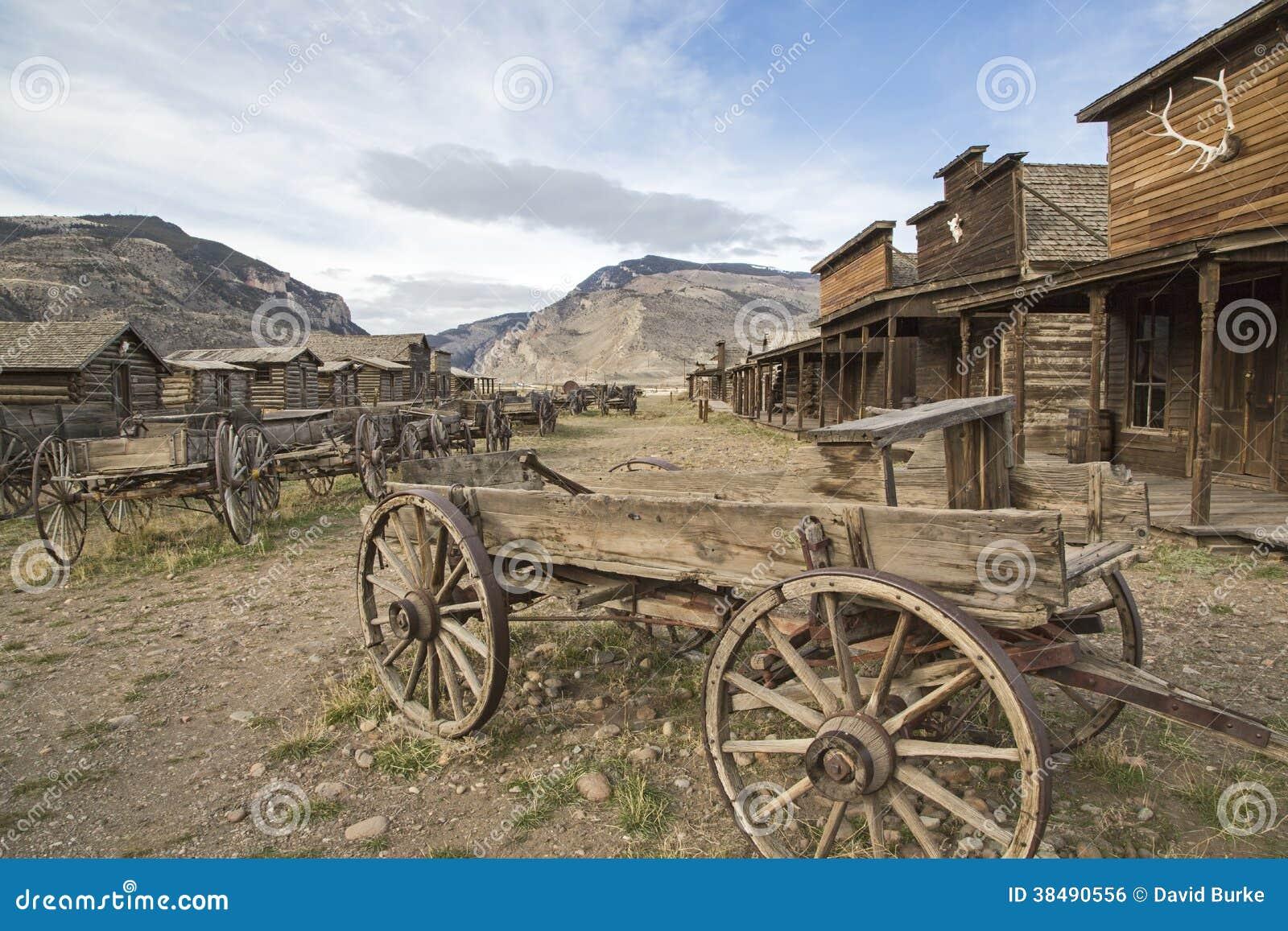 Старые горы Rattlesnake кедра городка следа