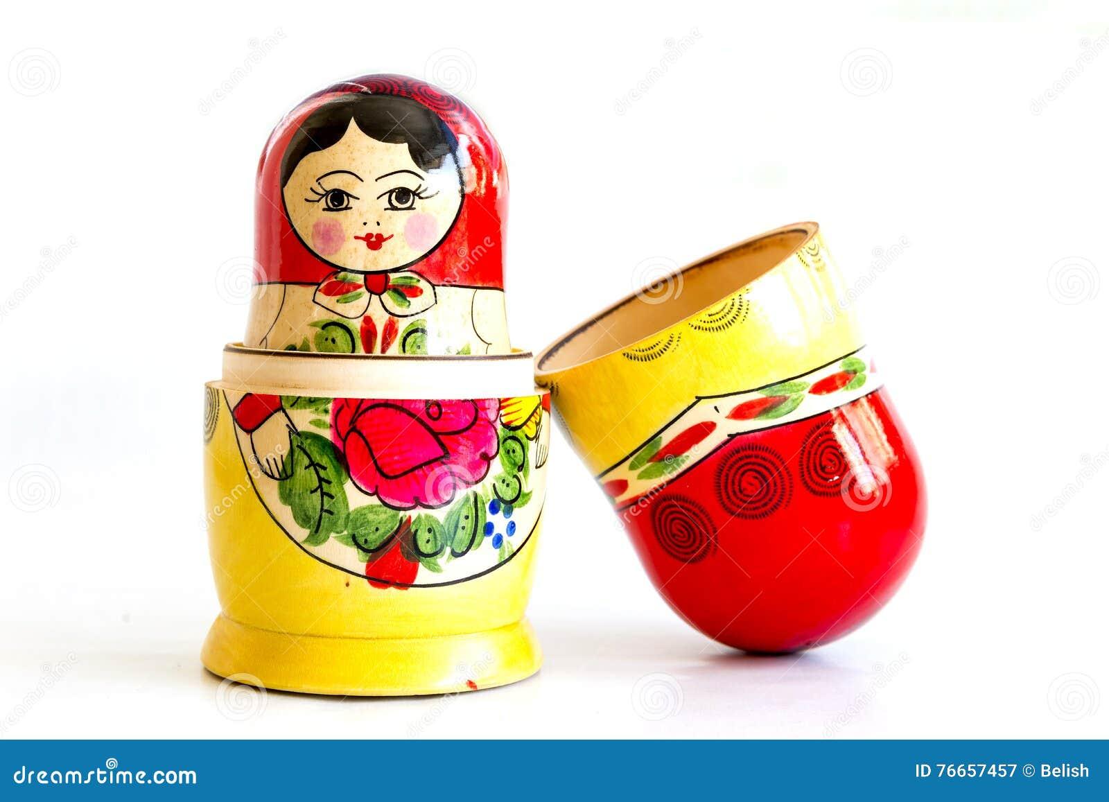 Matroshka Старые деньги СССР matroshka рублевки Стоковое Фото - изображение