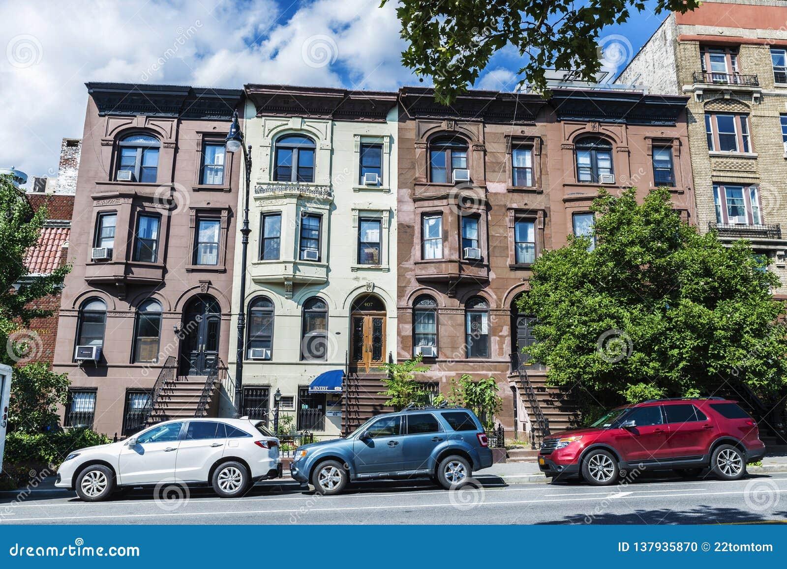 дом в нью йорке фото