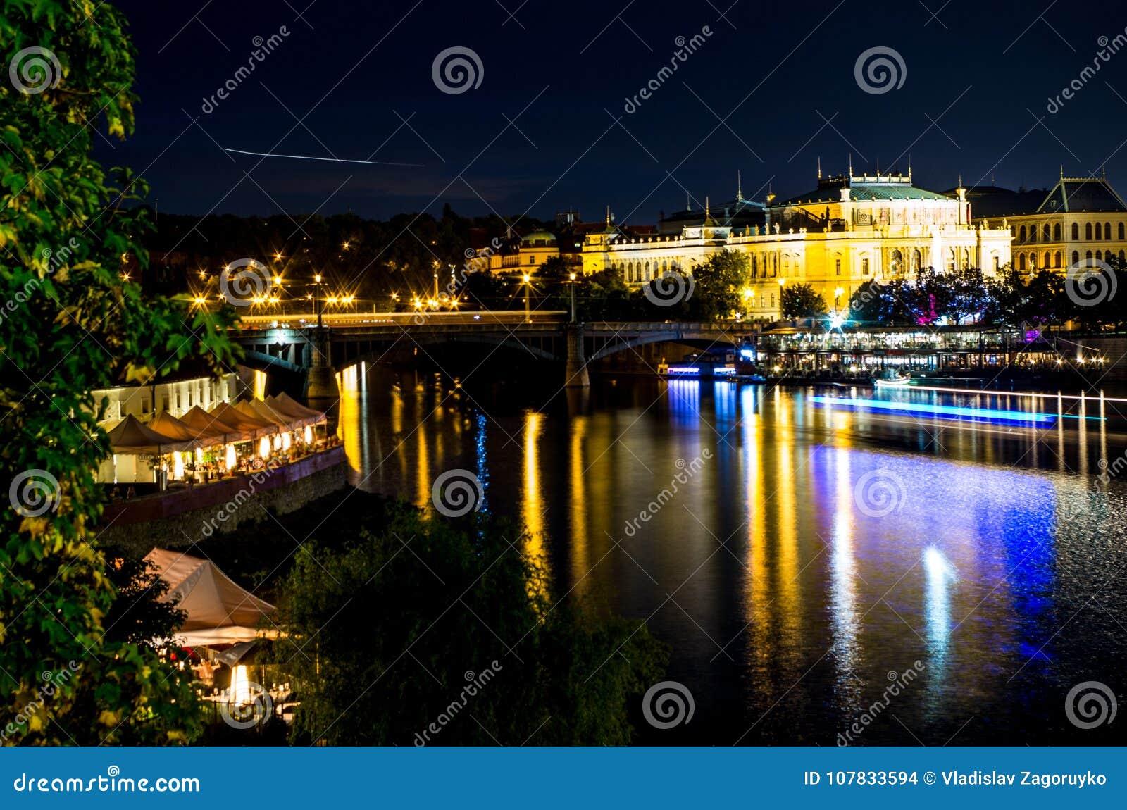Старый город ночи