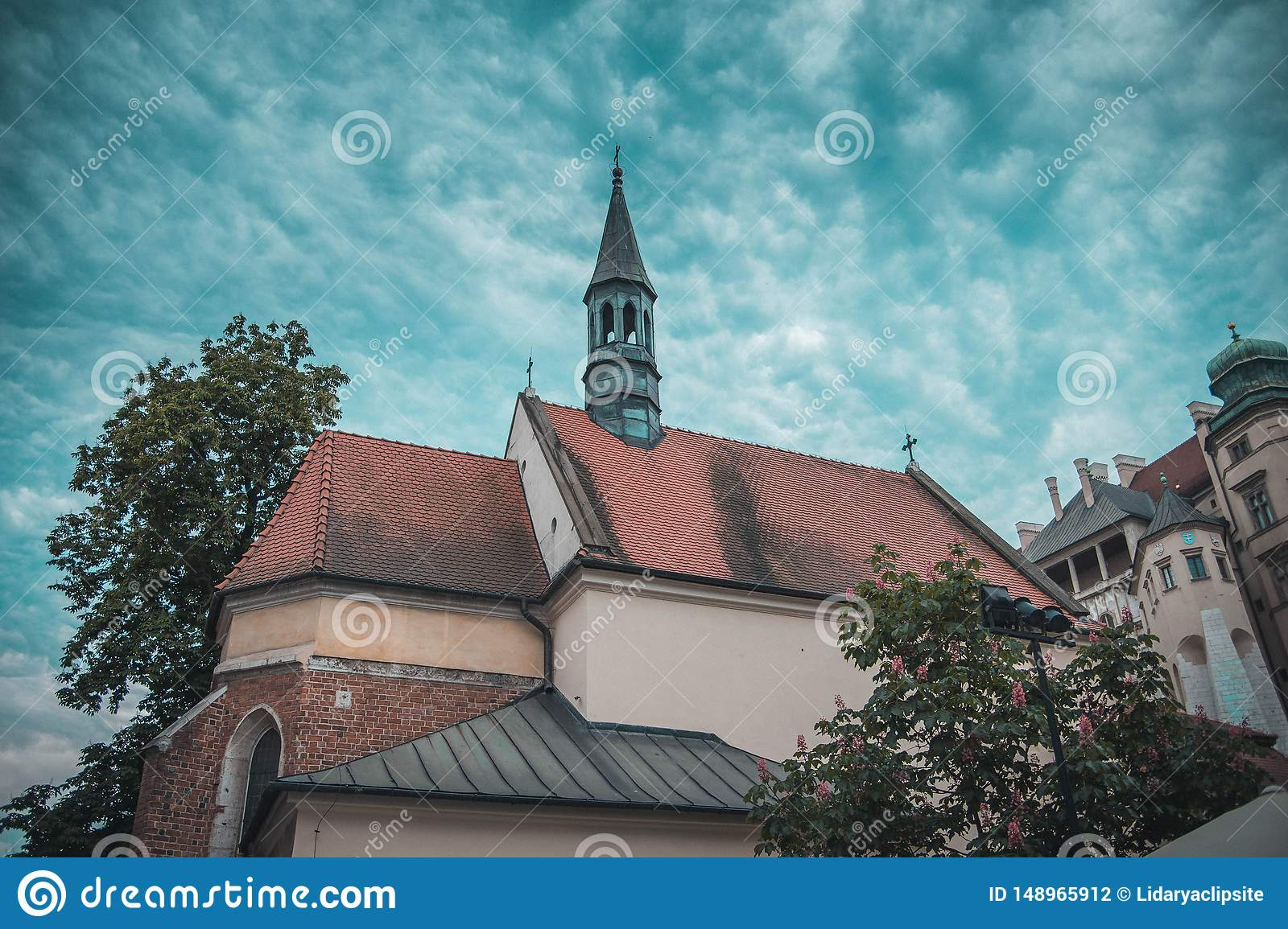Старый город Cracow