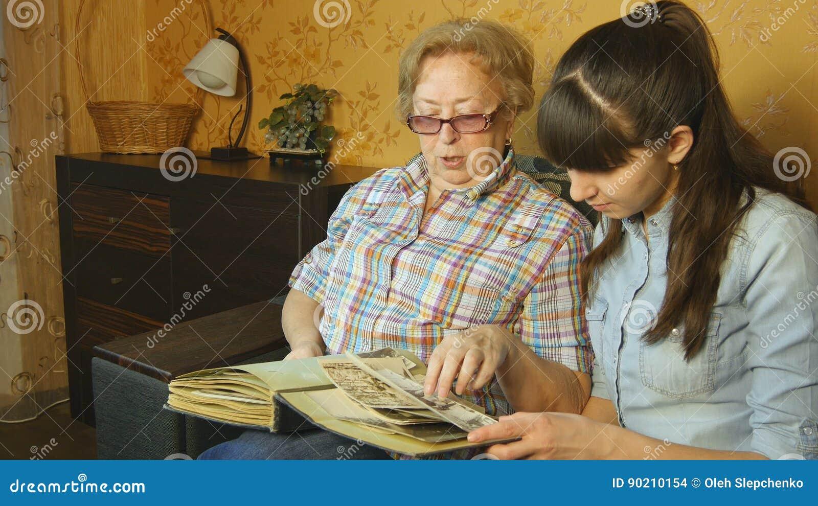 Старый учитель и молодая фото 646-492
