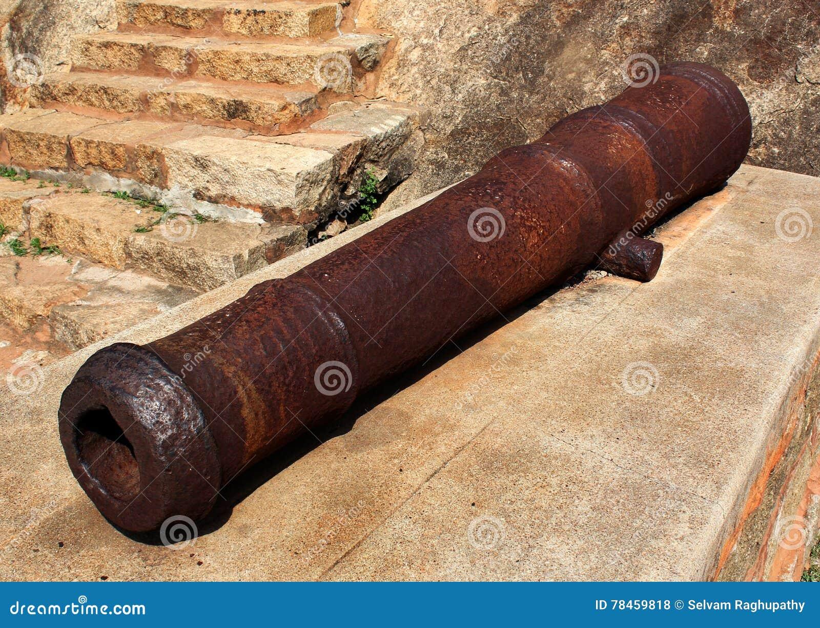 Старый карамболь форта tirumayam