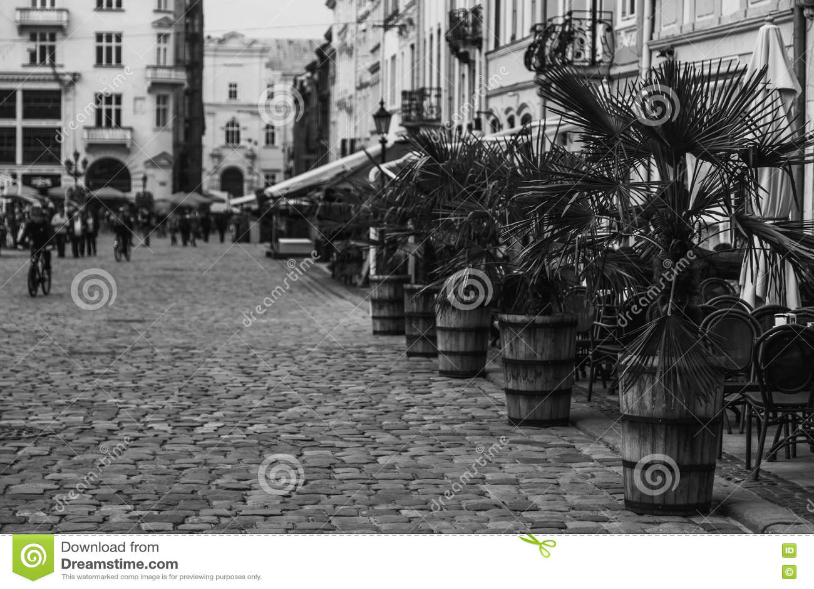 Старый красивый город