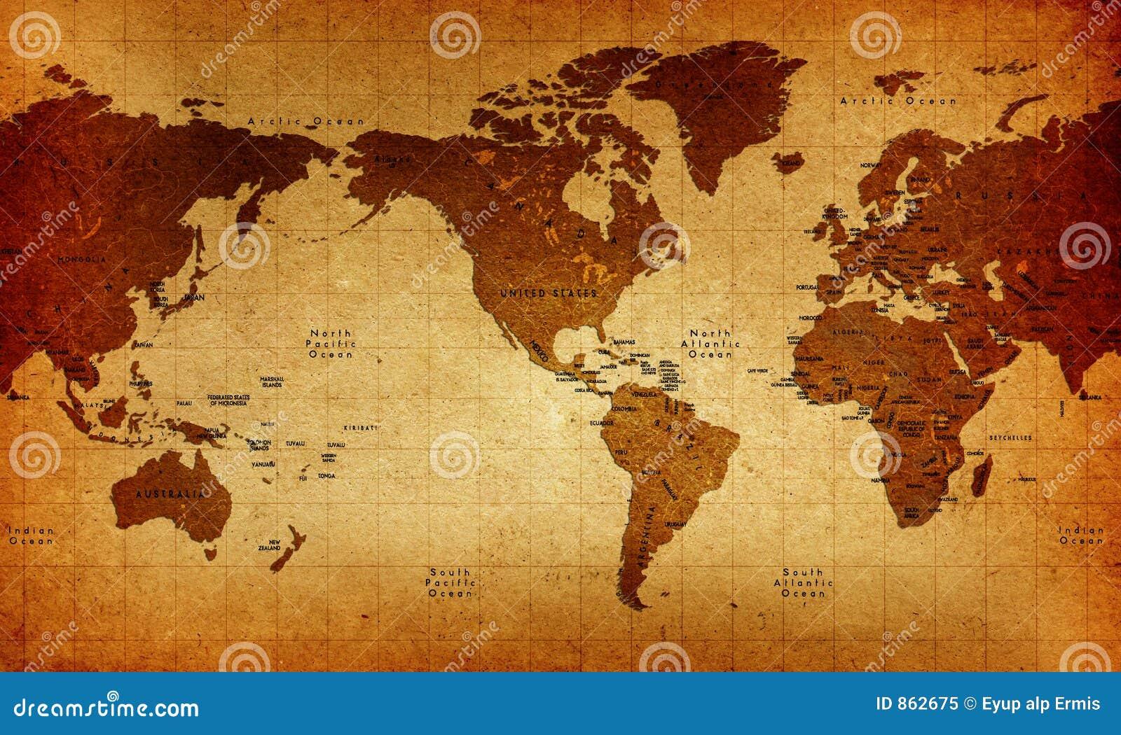Старый Мир карты