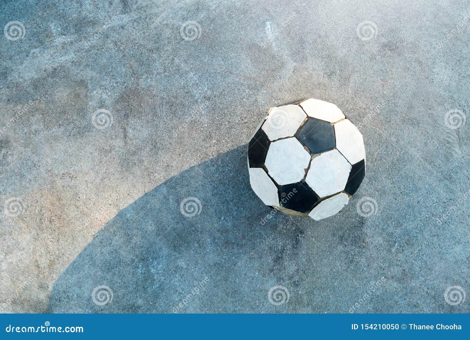 бетона футбол