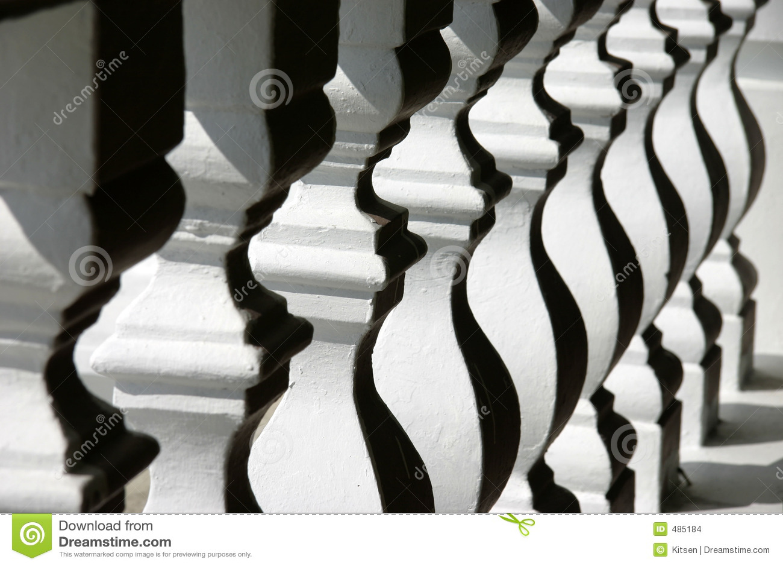 старый railing