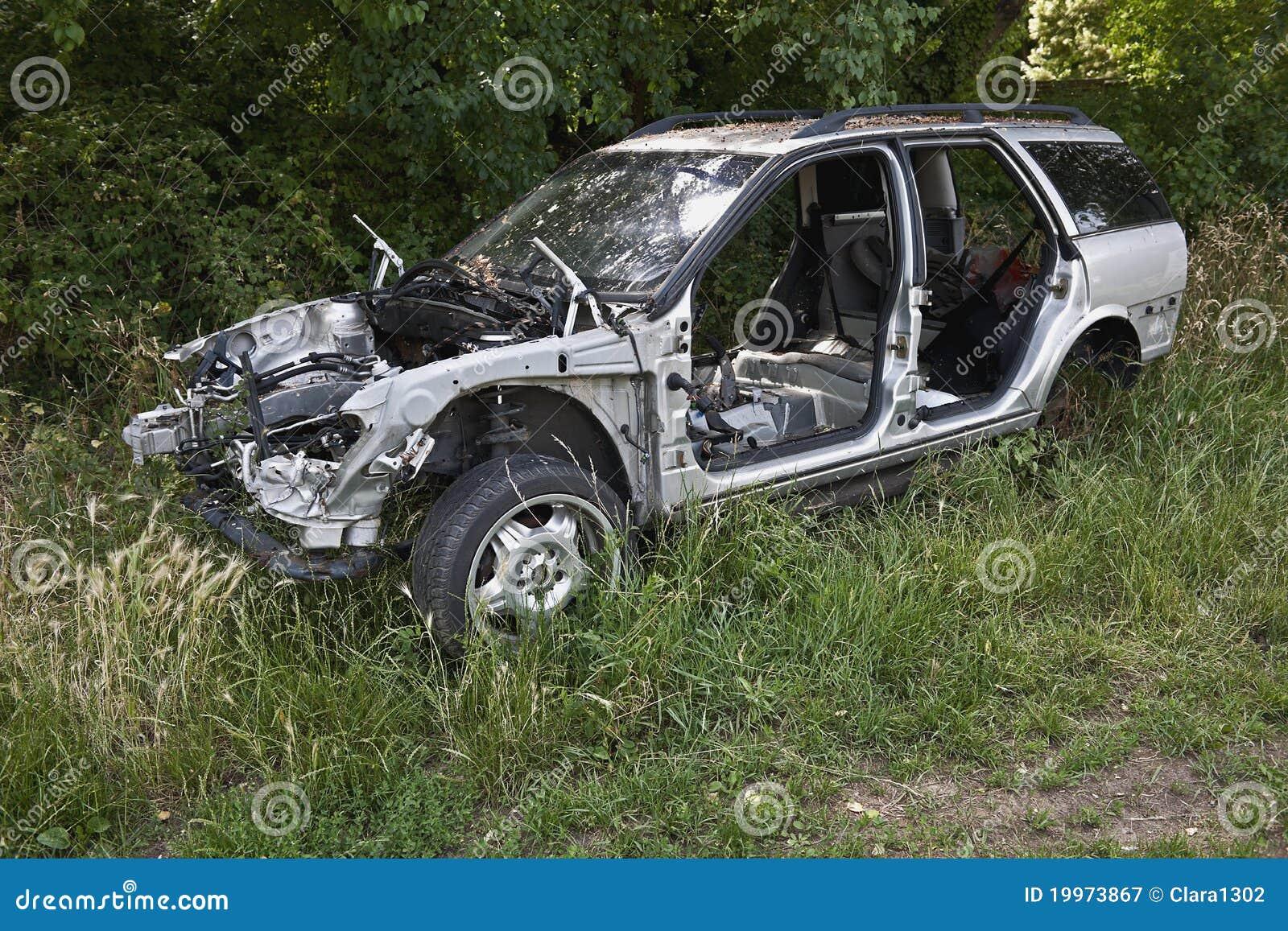 старье автомобиля