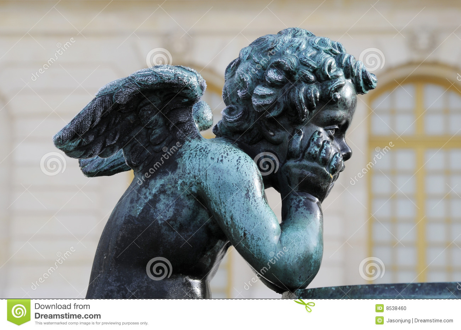 Статуи ангела
