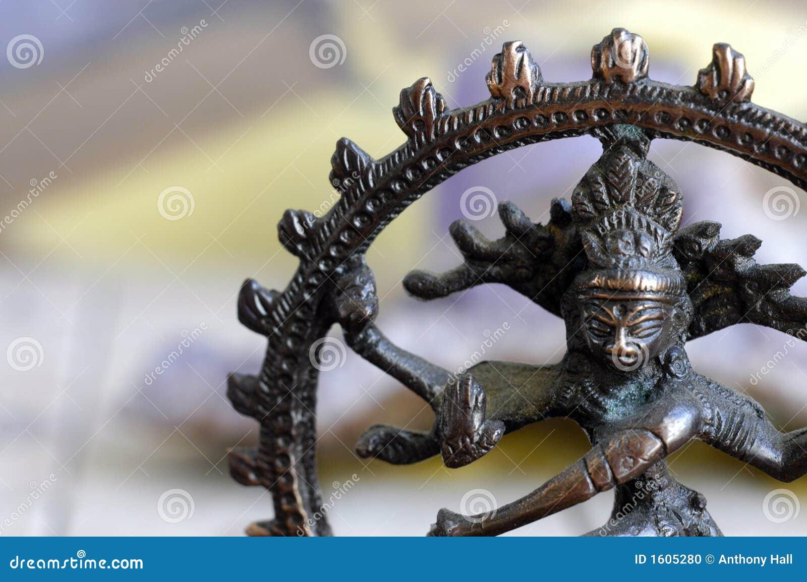 статуэтка nataraja