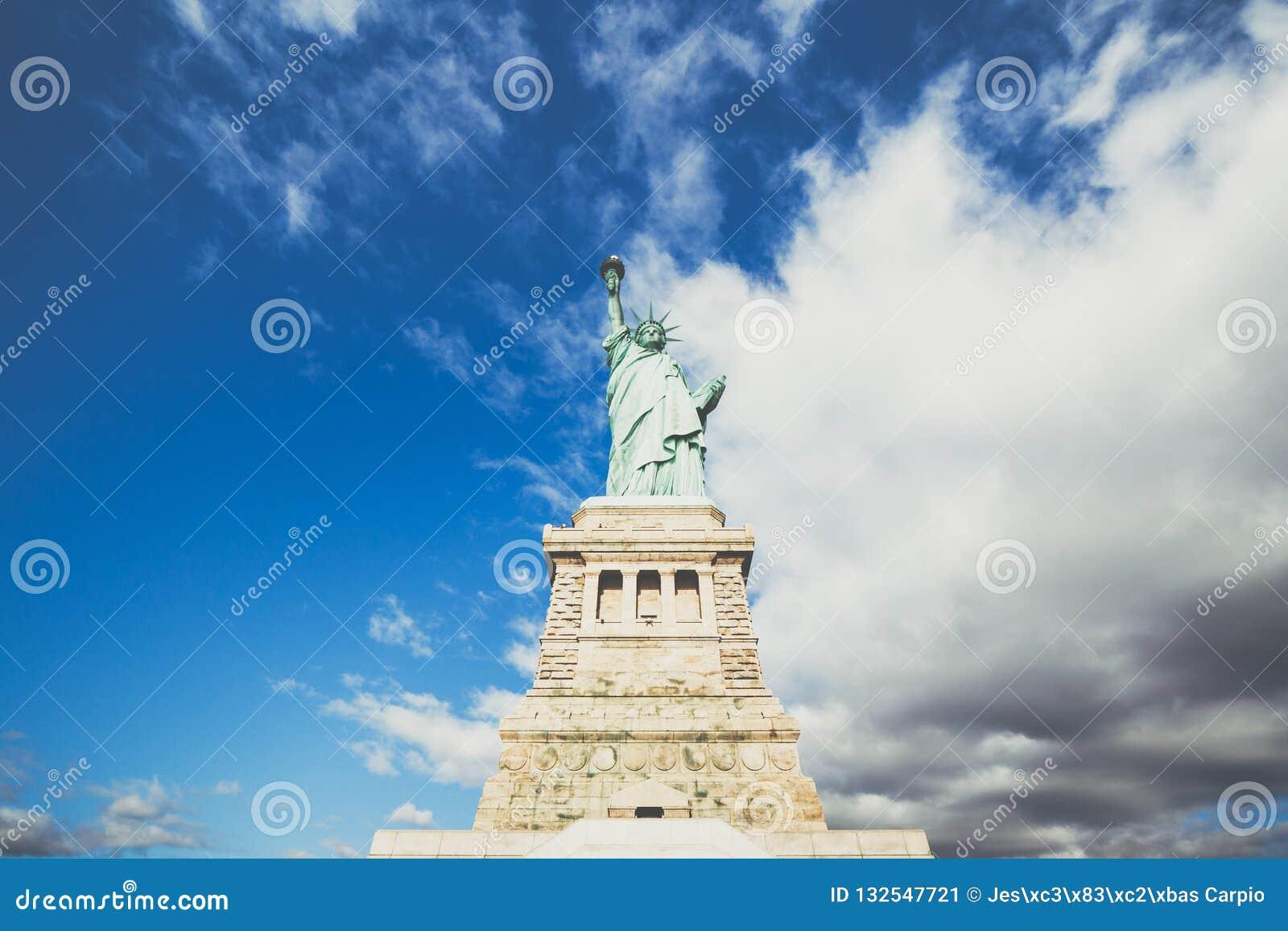 Статуя свободы Нью-Йорка